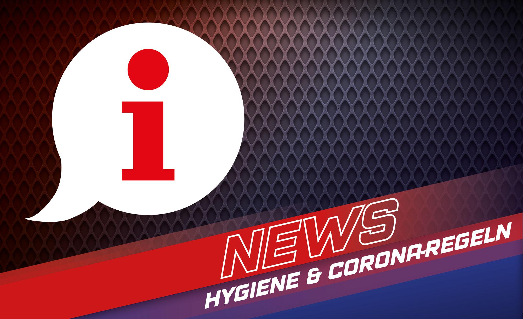 Corona-Regeln und Hygienemaßnahmen