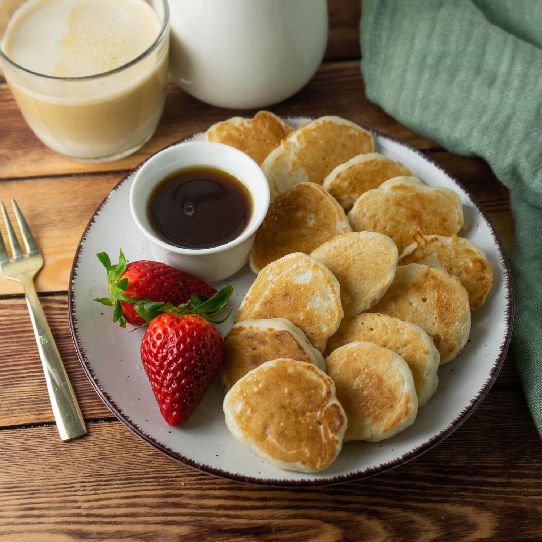 Mofo Gasy (Madagaskar Pancakes)
