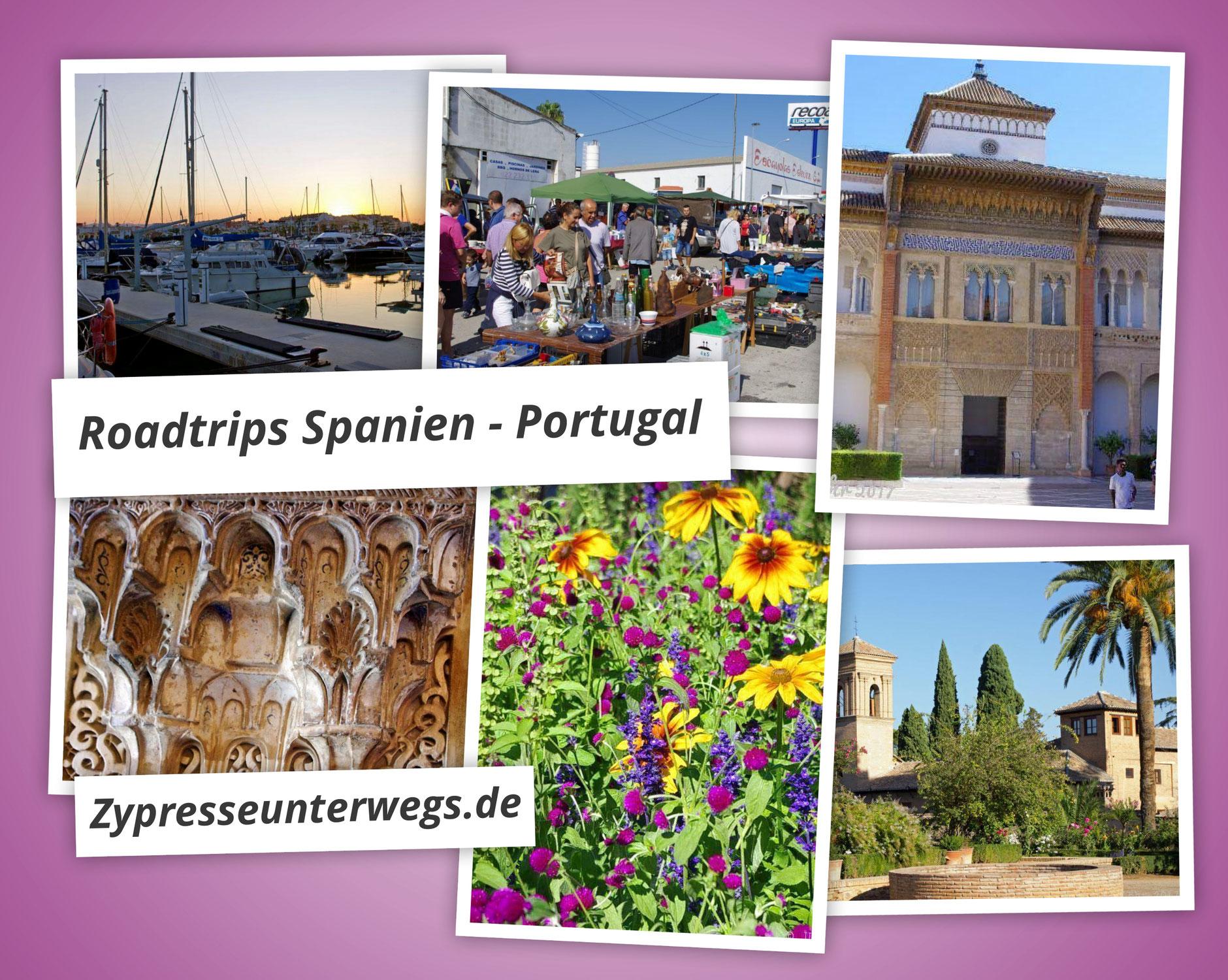 {ROUND UP} 8 Roadtrips in Spanien und Portugal