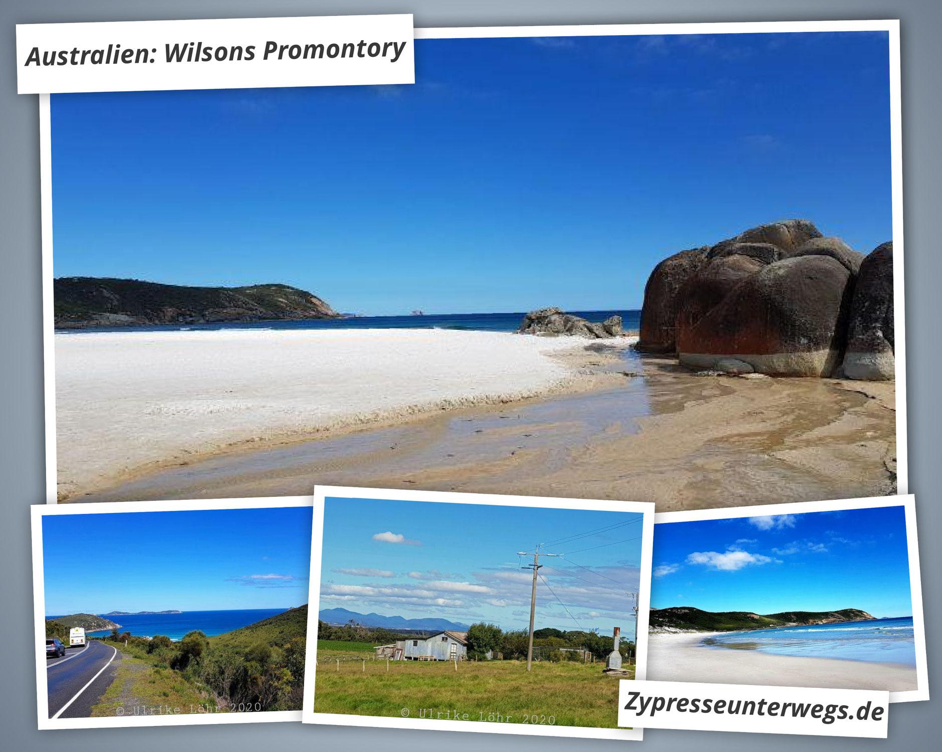 Wilsons Promontory - der südlichste Teil Australiens