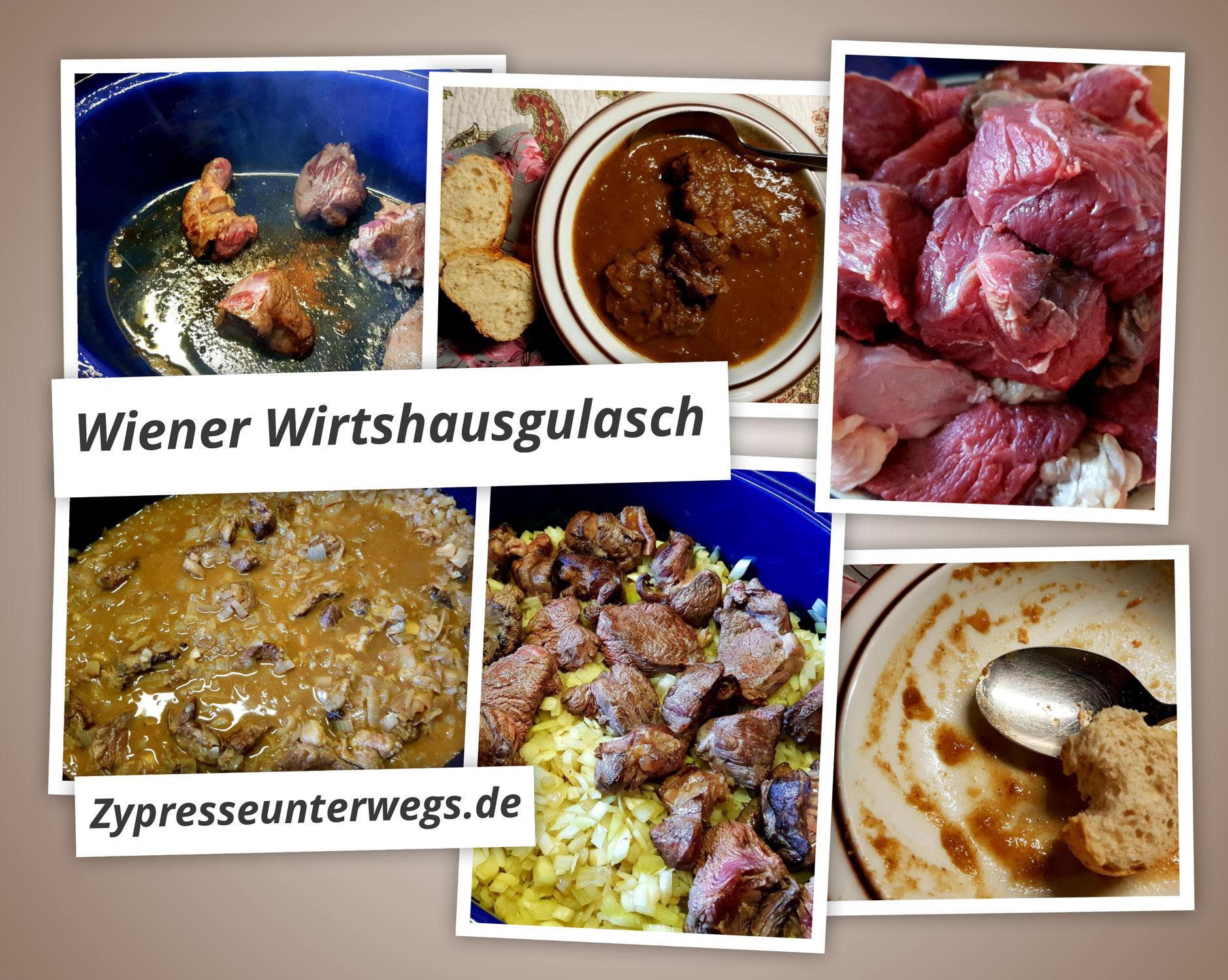 Wiener Wirtshausgulasch - was lange währt ...