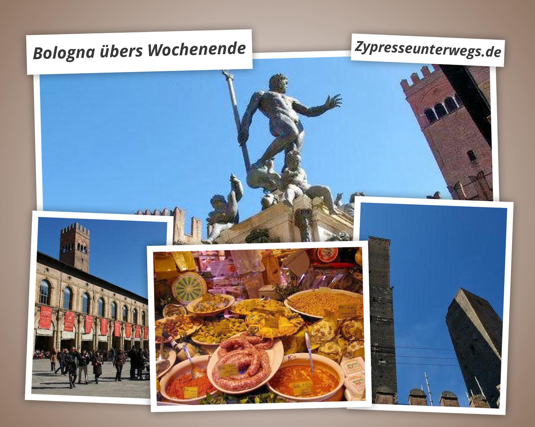 Bologna übers Wochenende