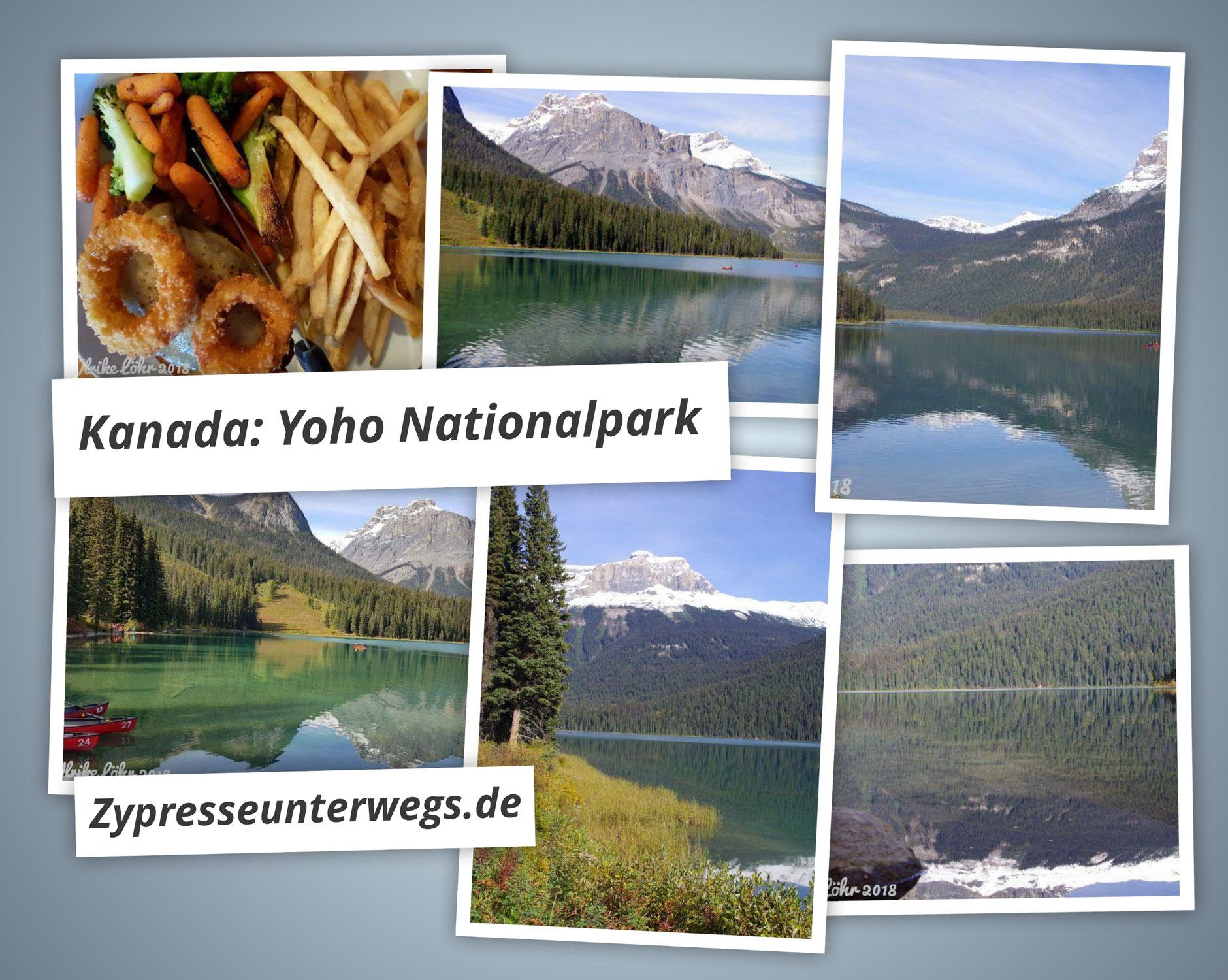 Kanada: Yoho Nationalpark