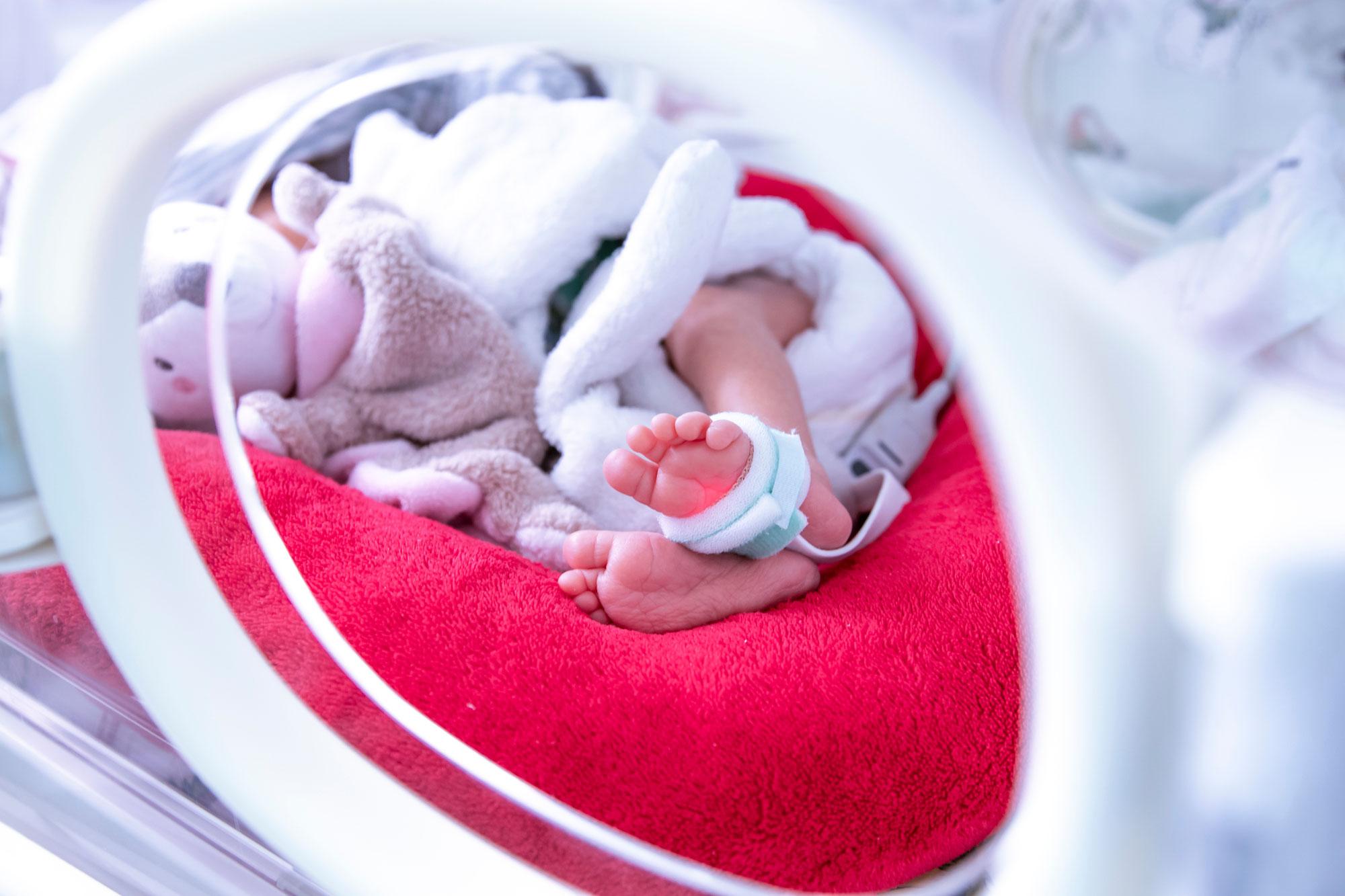 Palliativmedizin für Neugeborene