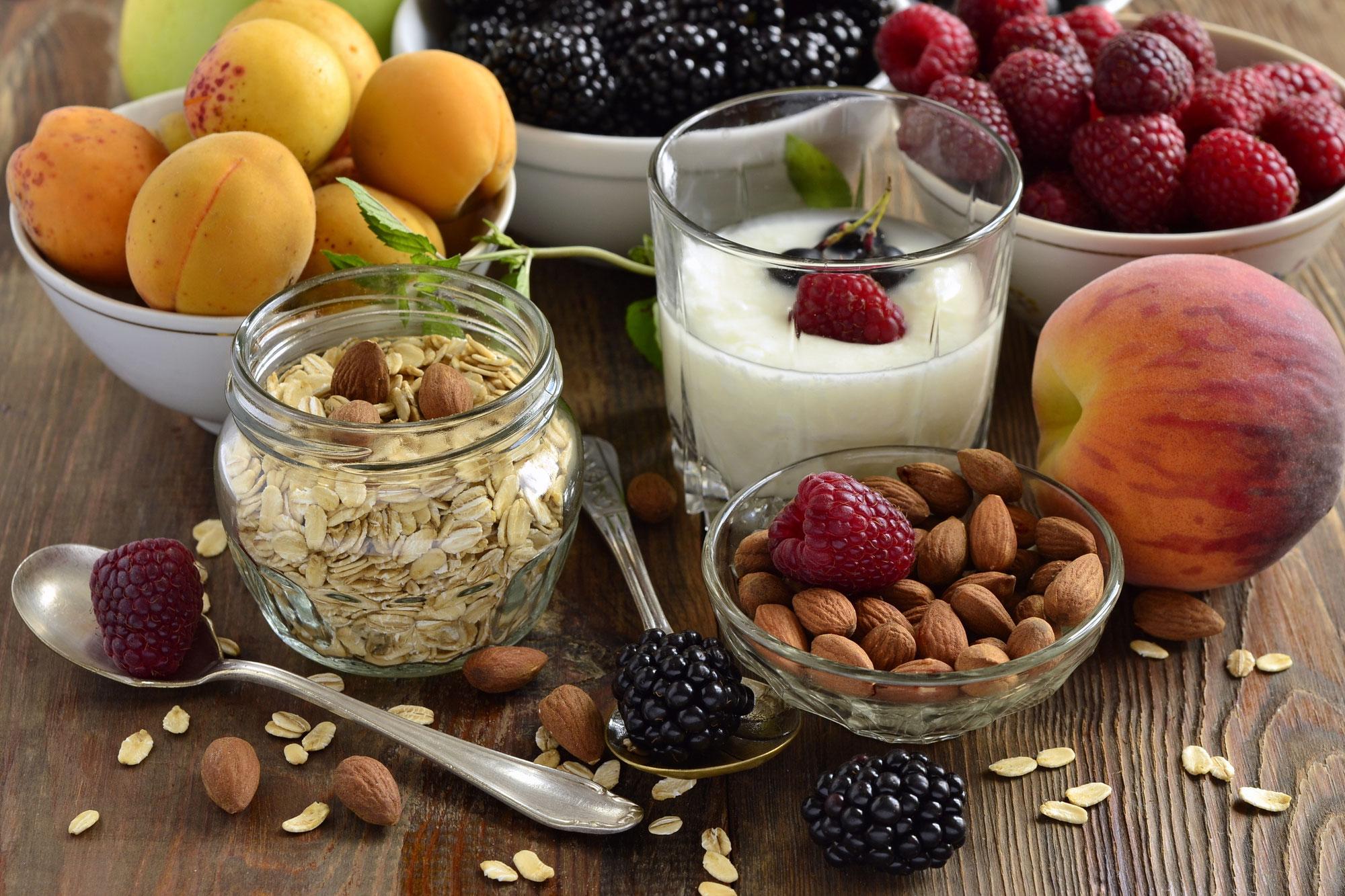 Selbstpflege während der Schwangerschaft - Ernährung