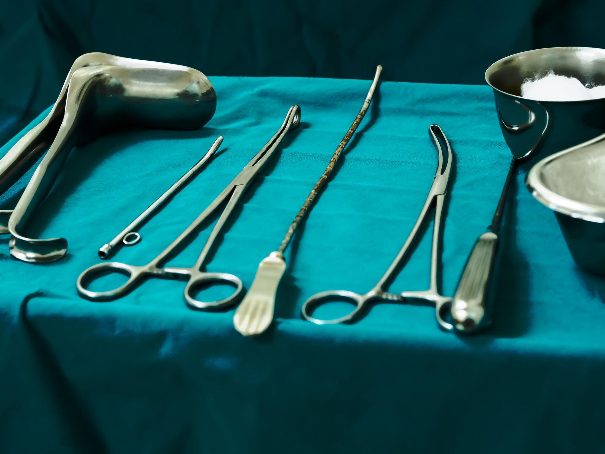 Abtreibung - chirurgische Methode