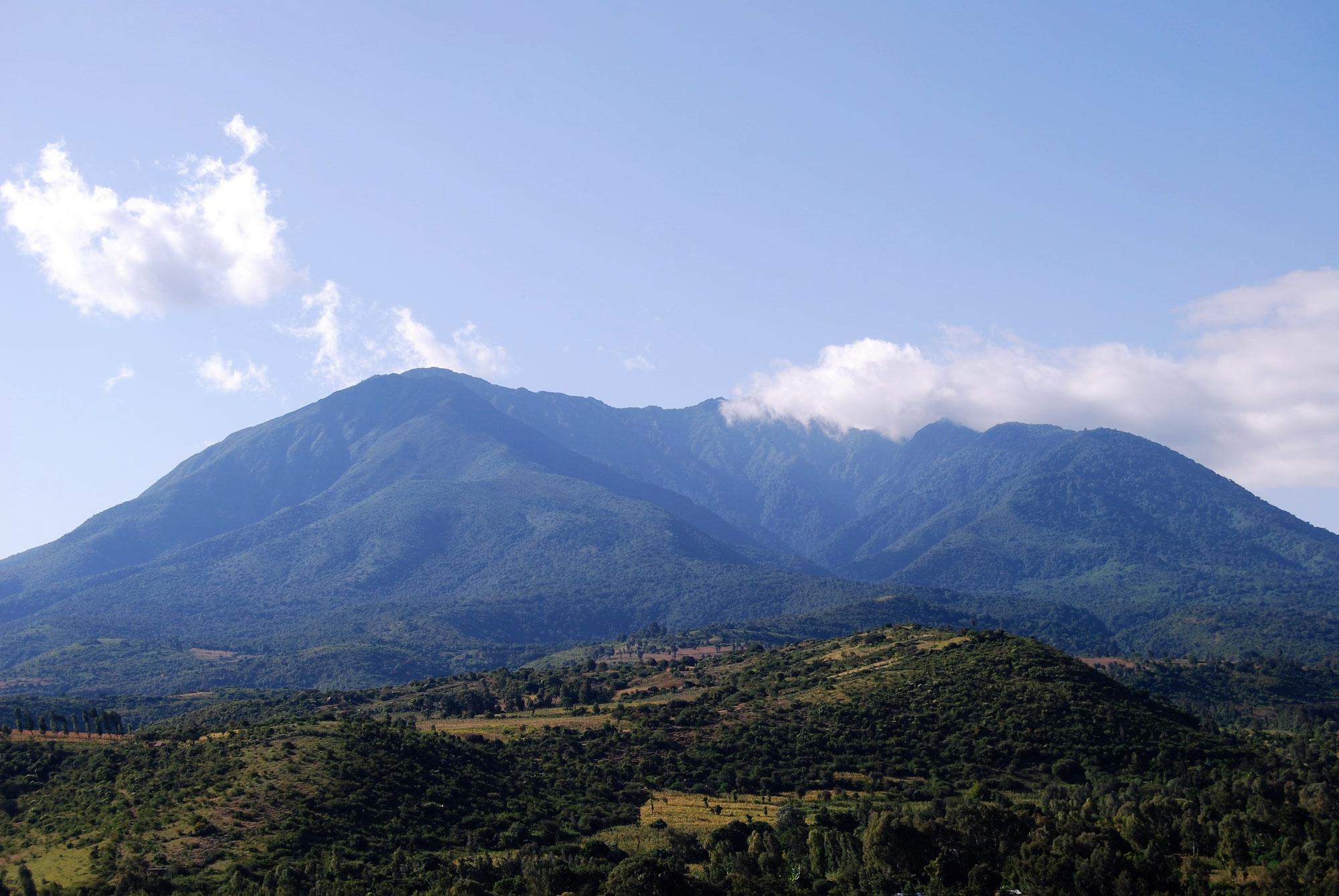 Mount Hanang - es muss nicht immer der Kilimanjaro sein