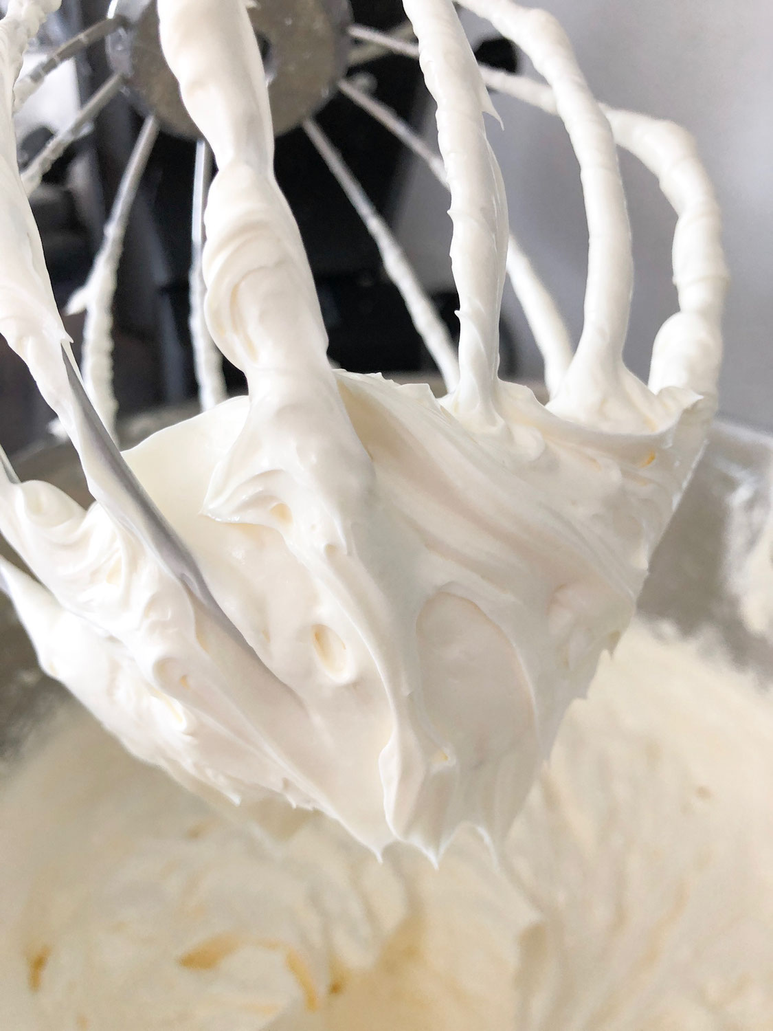 Swiss Meringue Buttercreme