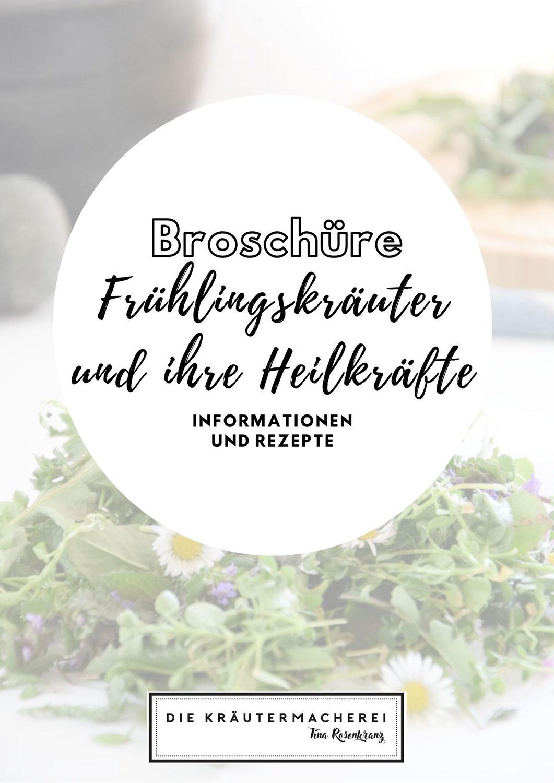 """Online- Broschüre """"Frühlingskräuter und ihre Heilkräfte"""""""
