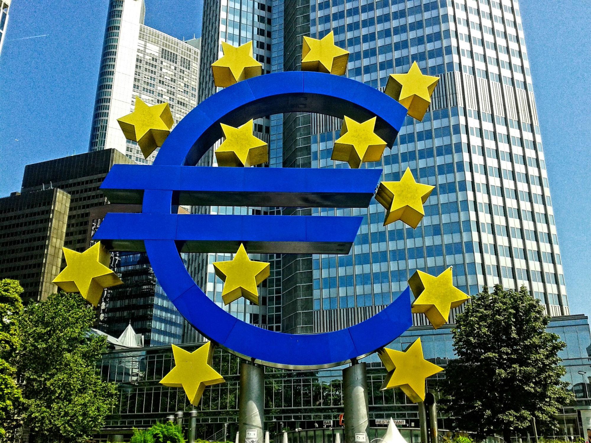 Die Rolle der Europäischen Zentralbank in Zeiten der Corona-Pandemie
