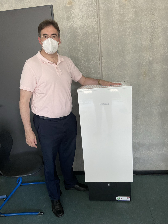 Luftfilter in Schulen. Ein Baustein für mehr Sicherheit