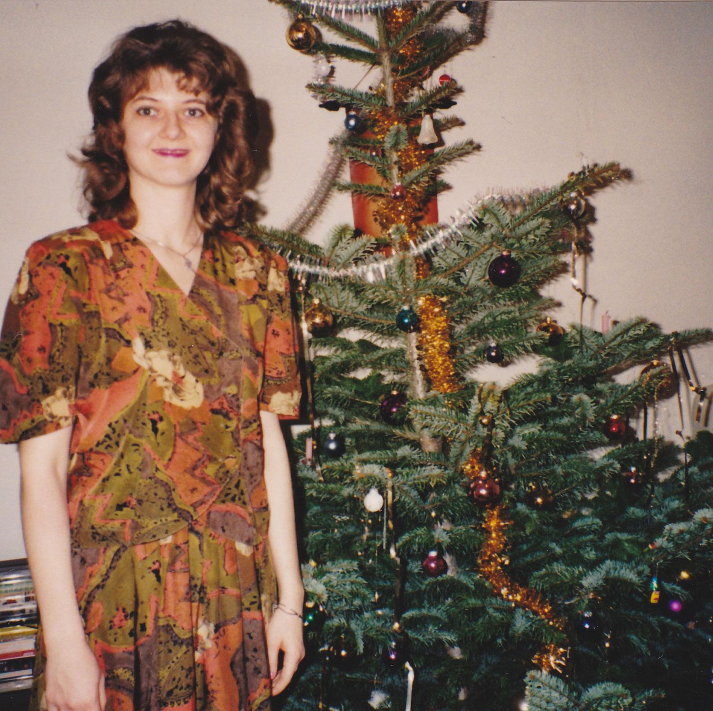 Die Anfänge des Weihnachtsbaumes in Wien