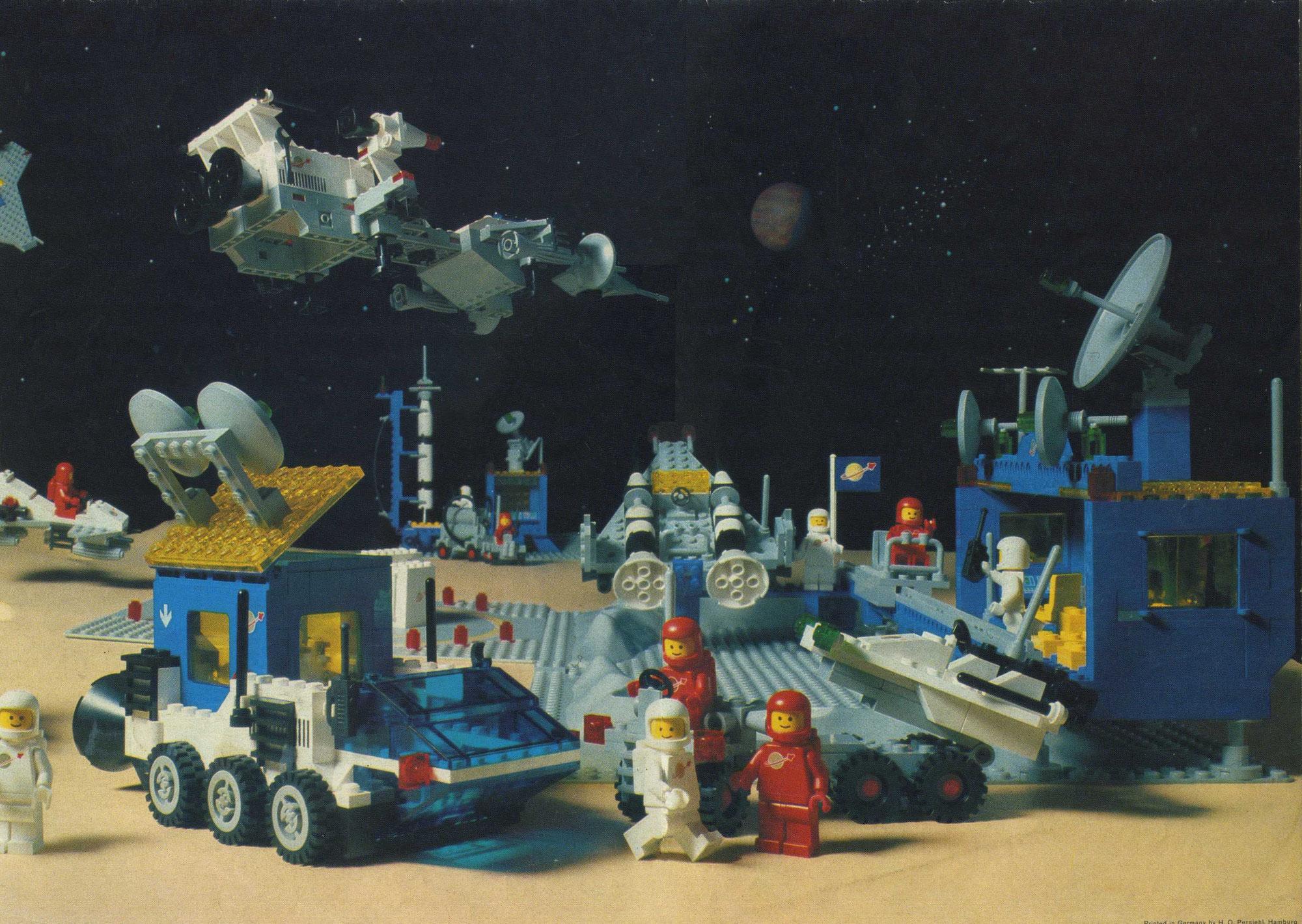 Lego Digital Designer (LDD) - De website van classic-space!