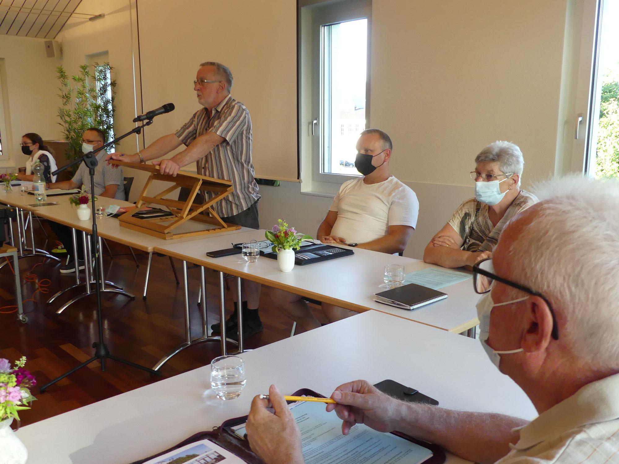 Stimmige Kirchgemeindeversammlung