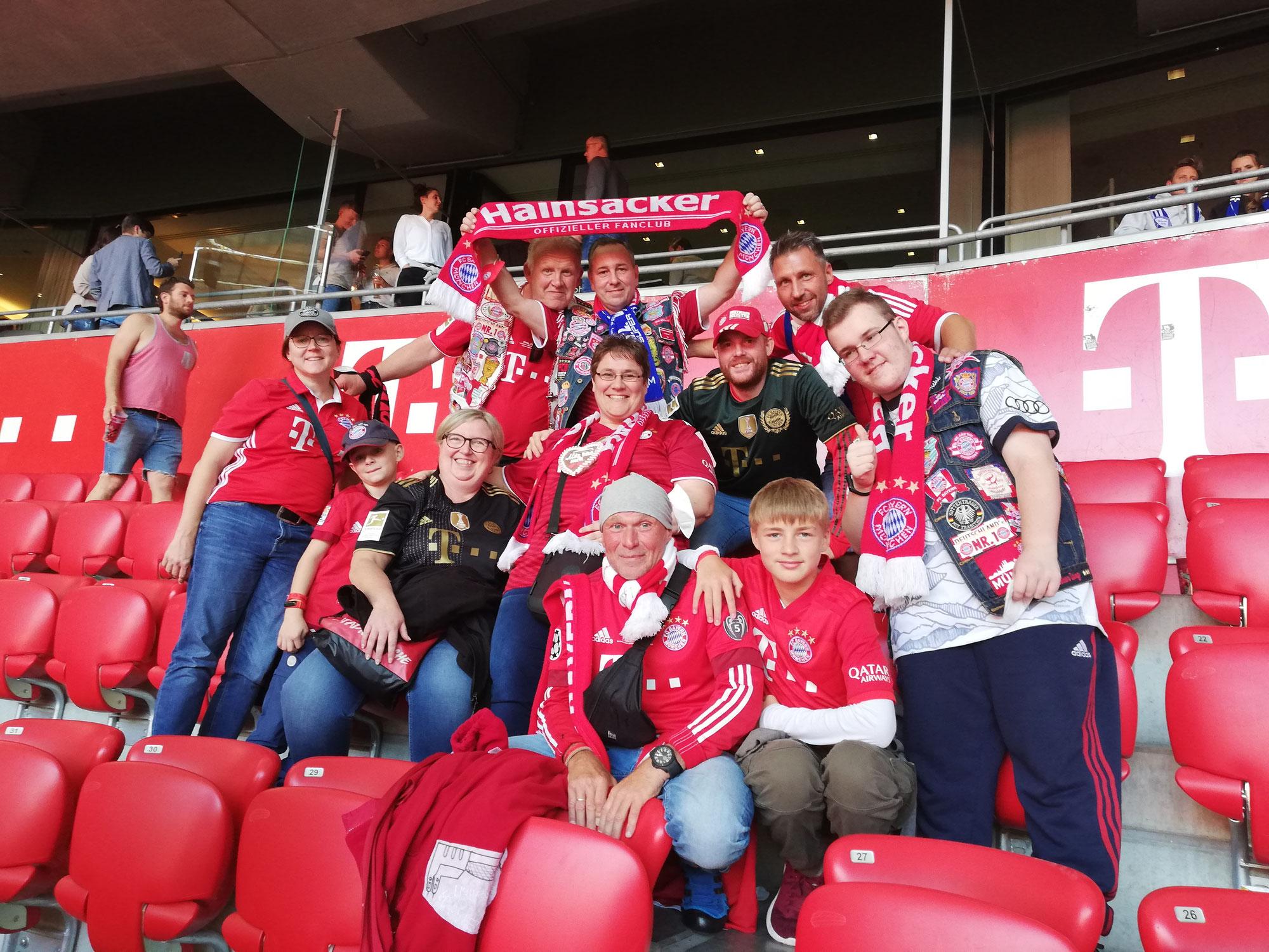 Unsere Fanclub Fahrt gegen den VfL Bochum