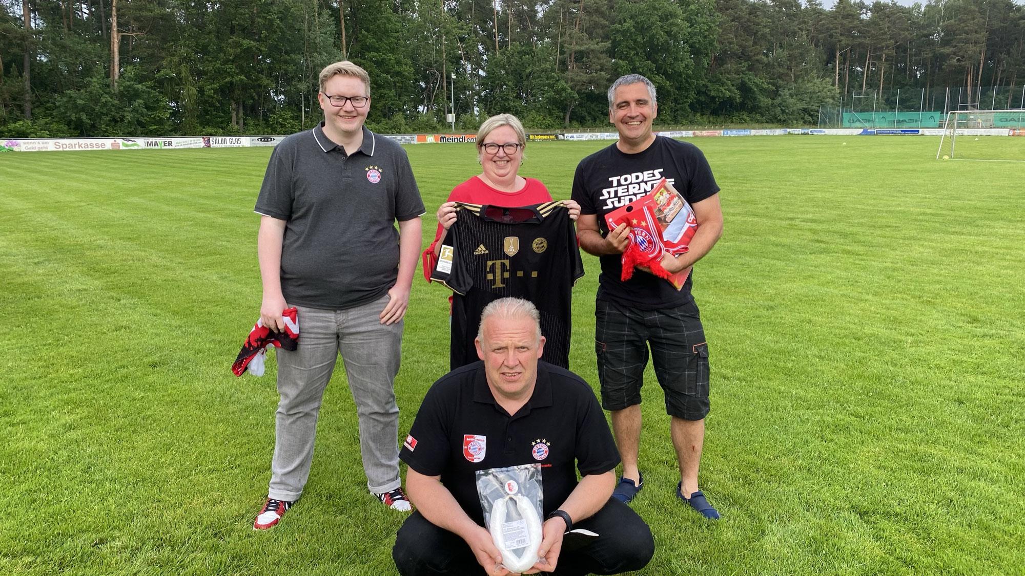 Siegerehrung - Tippspiel Bundesliga 20/21