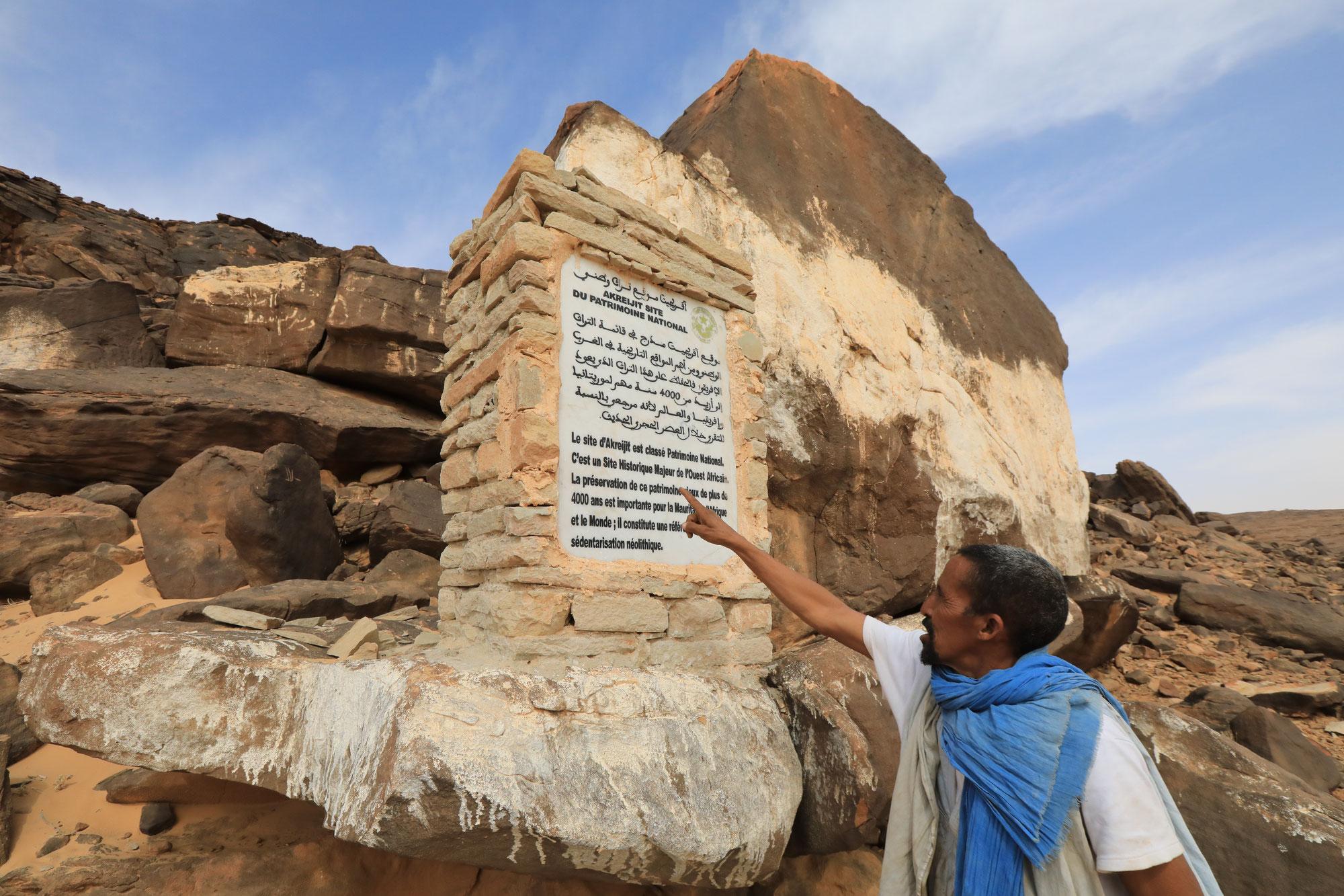 Die neolithische Siedlung Akreijit
