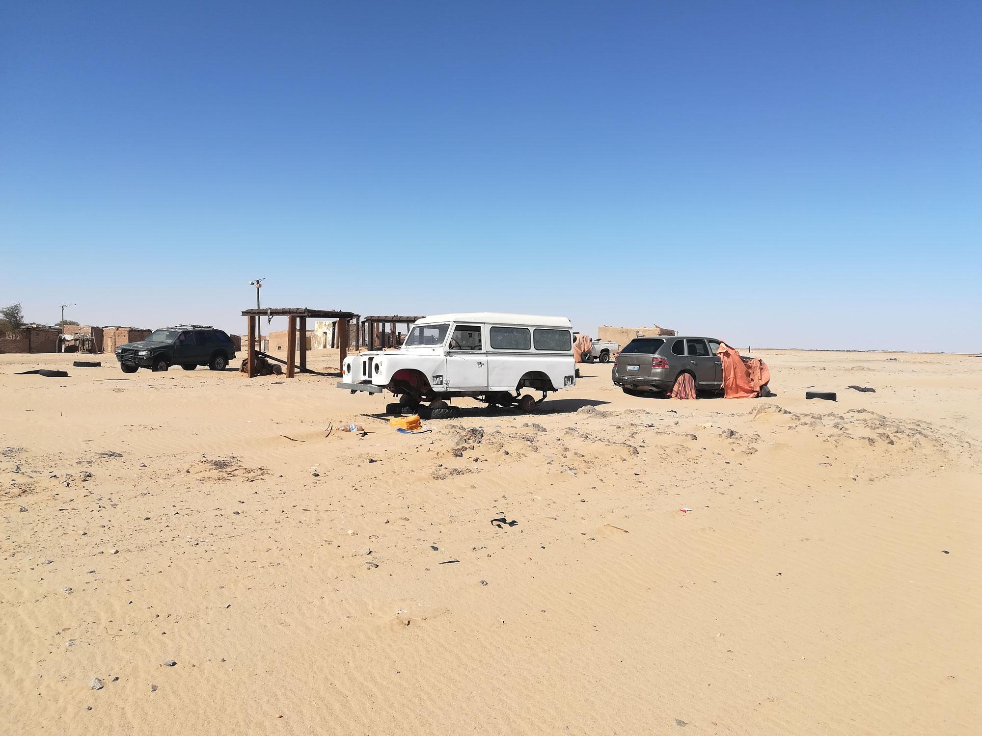Welcome to Mauritania