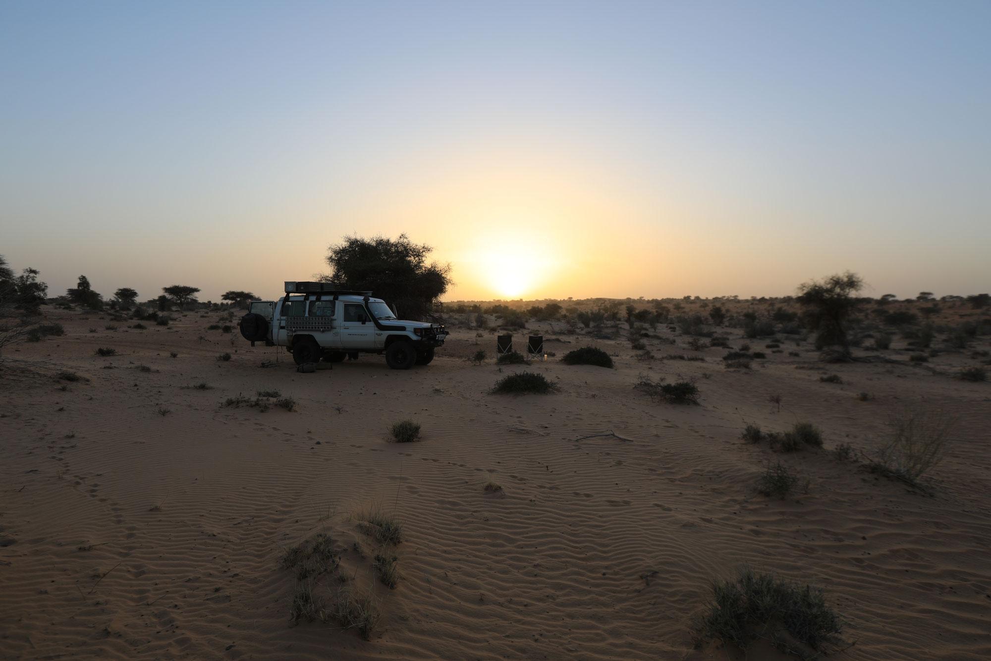 Nouakchott - Abschied und Wiedersehen