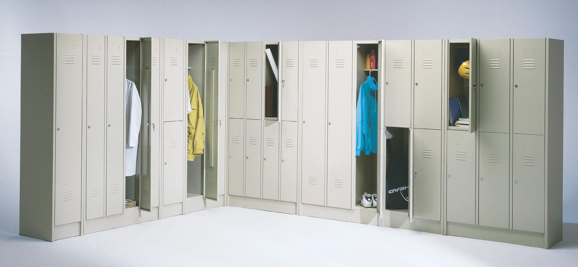 Cat logo lockers met f brica de lockers y muebles for Fabrica de muebles metalicos
