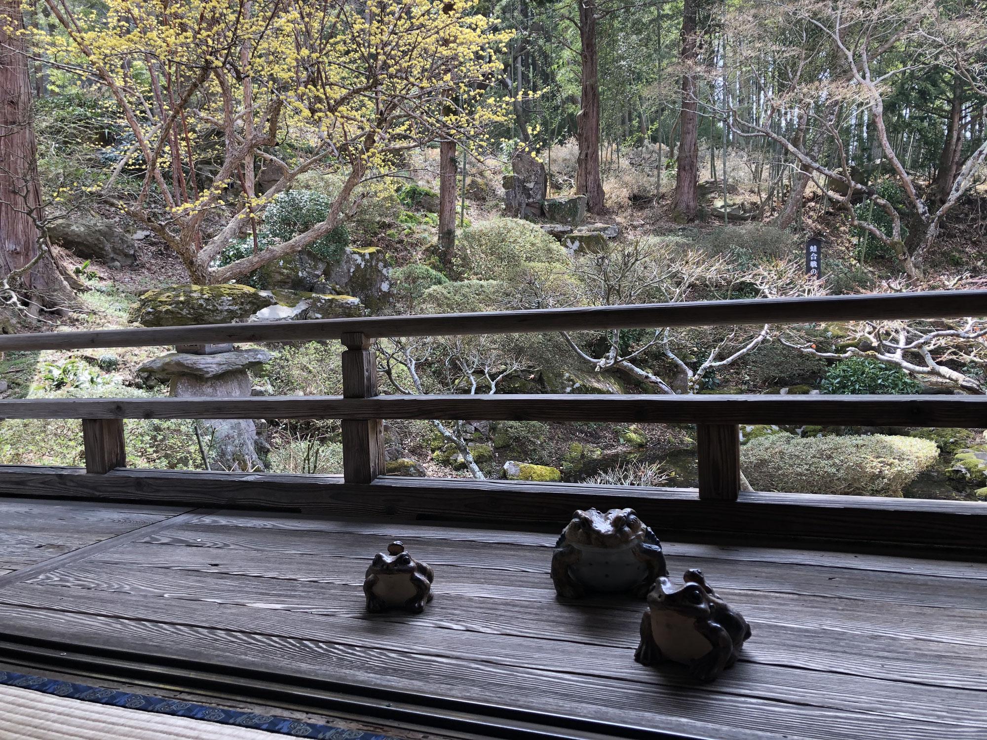 奈良準備中