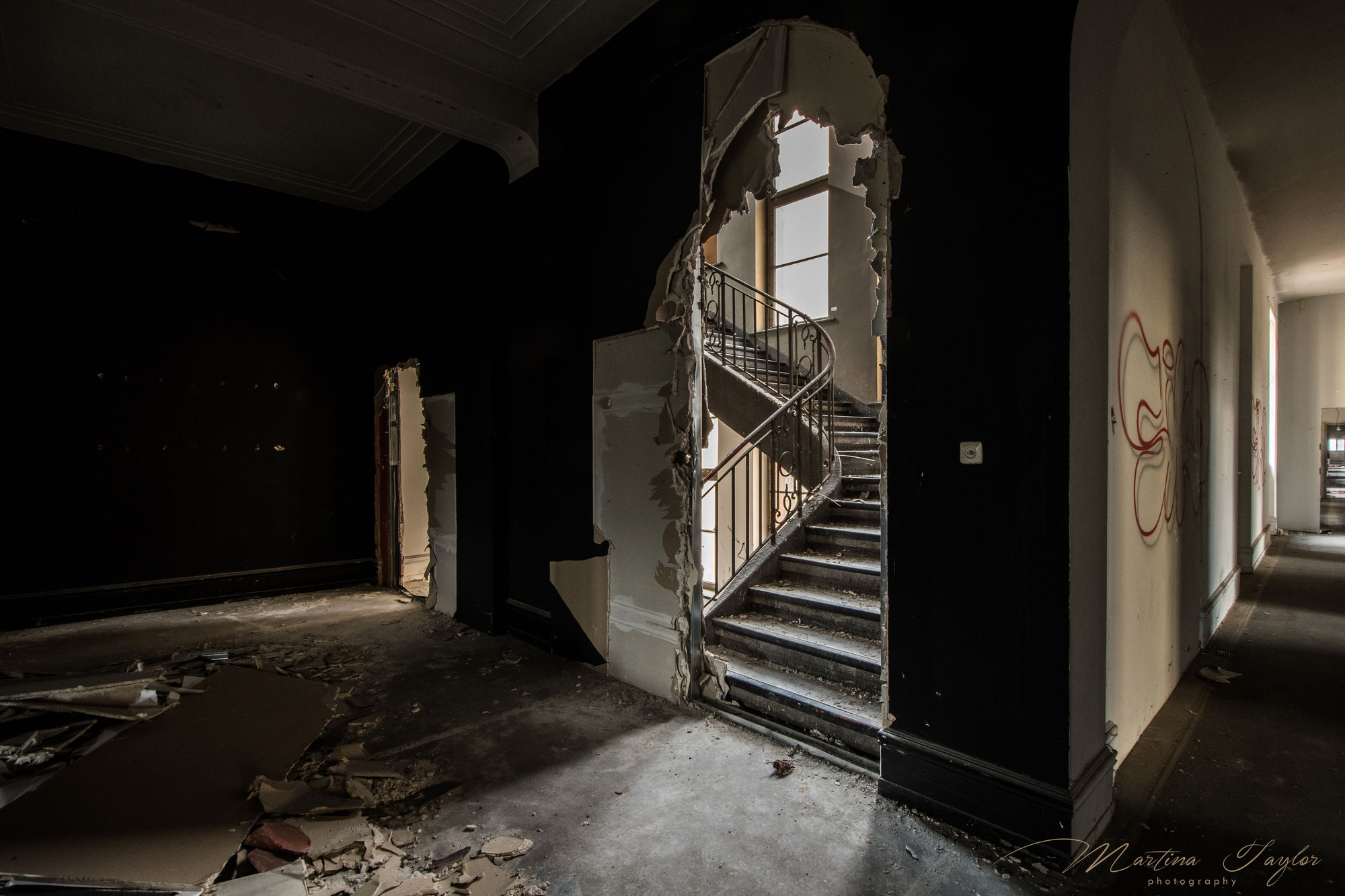 Lost Places: Fototour im Alten Polizeipräsidium