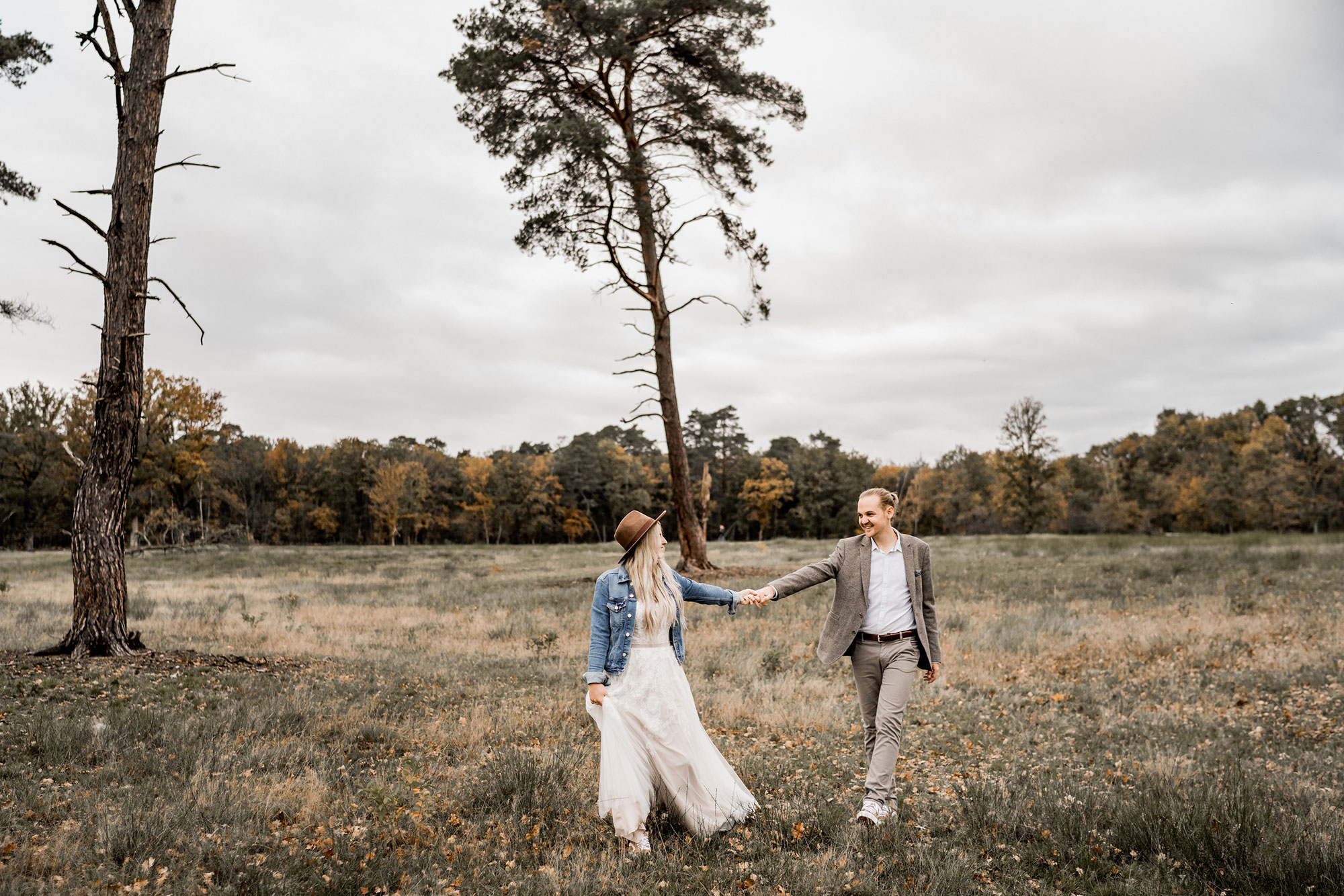 Miri & Marcel - (No) Wedding Shooting in der Wahner Heide
