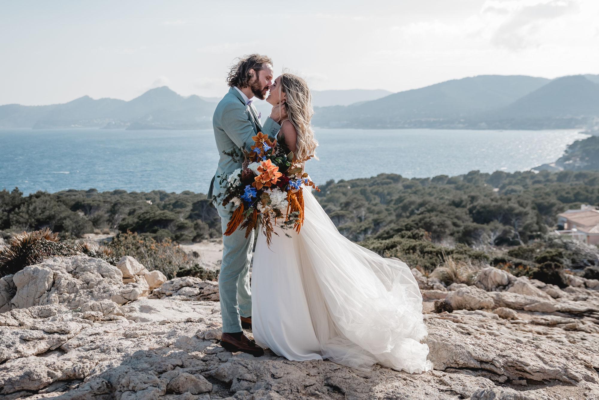 Schuschu & Max - After Wedding Inspiration auf Mallorca