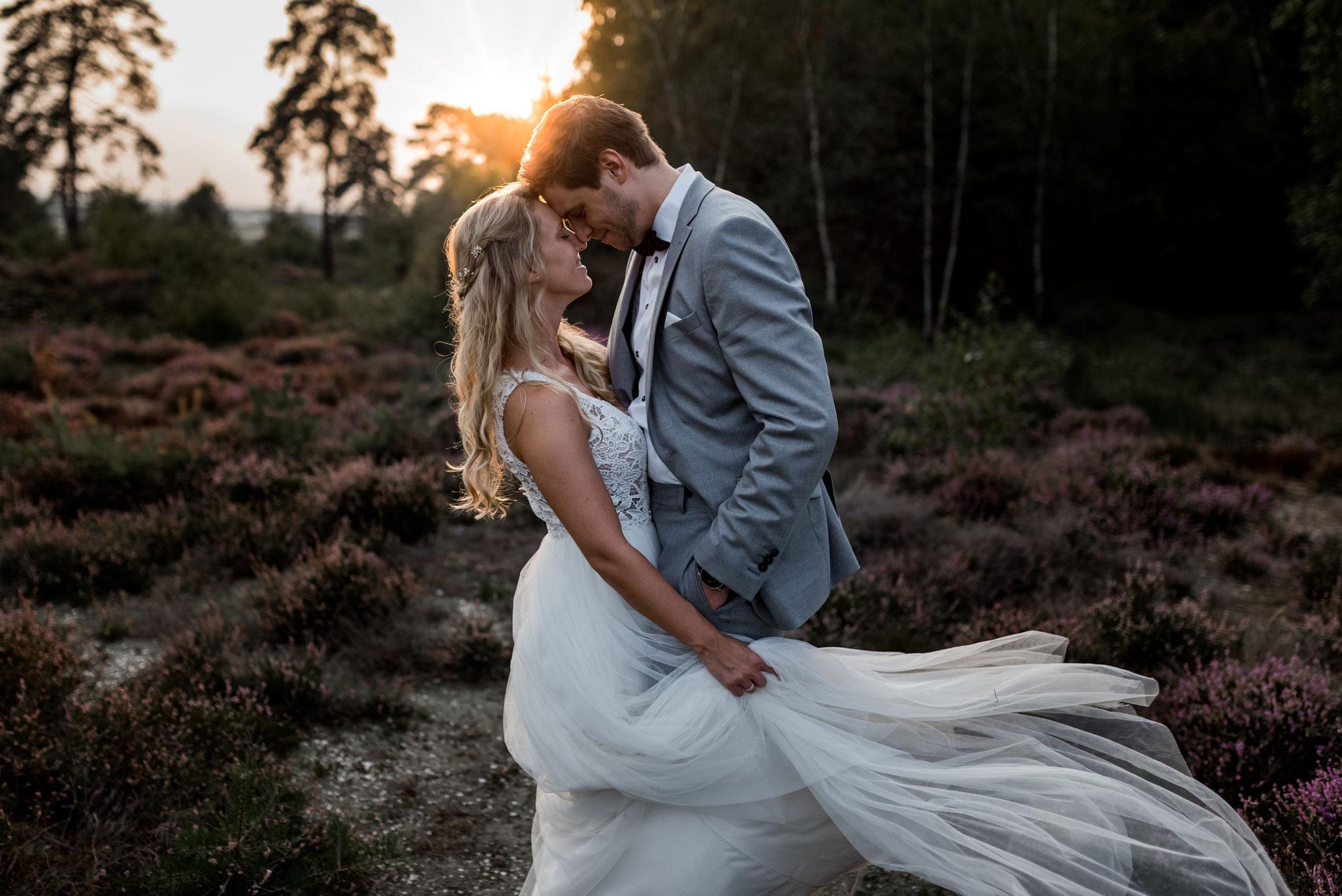 Janine & Sebi - After Wedding Shooting in der Wahner Heide