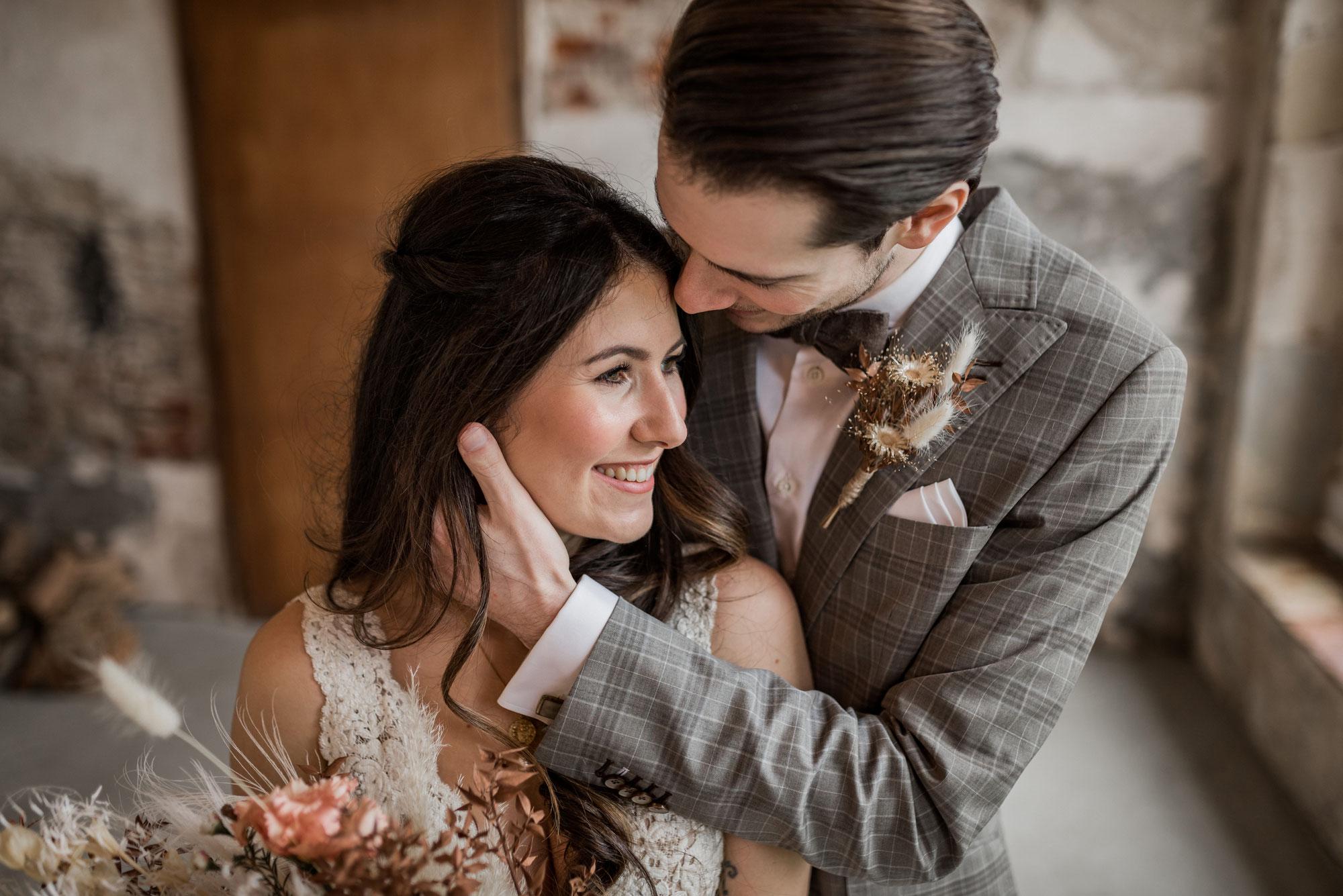 Deniz & Chris - After Wedding Inspiration  im Schloss Diersfordt