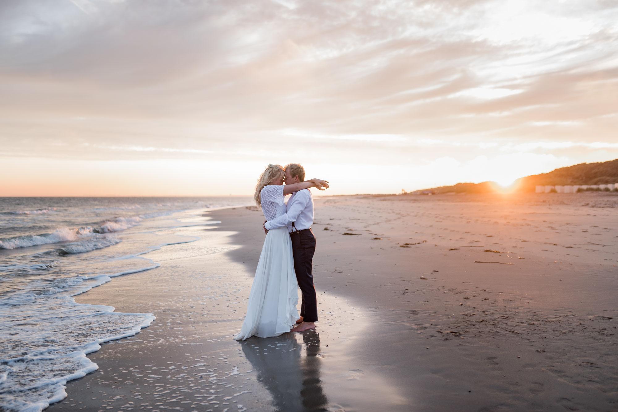 Sarah & Kersten - After Wedding Shooting in Holland