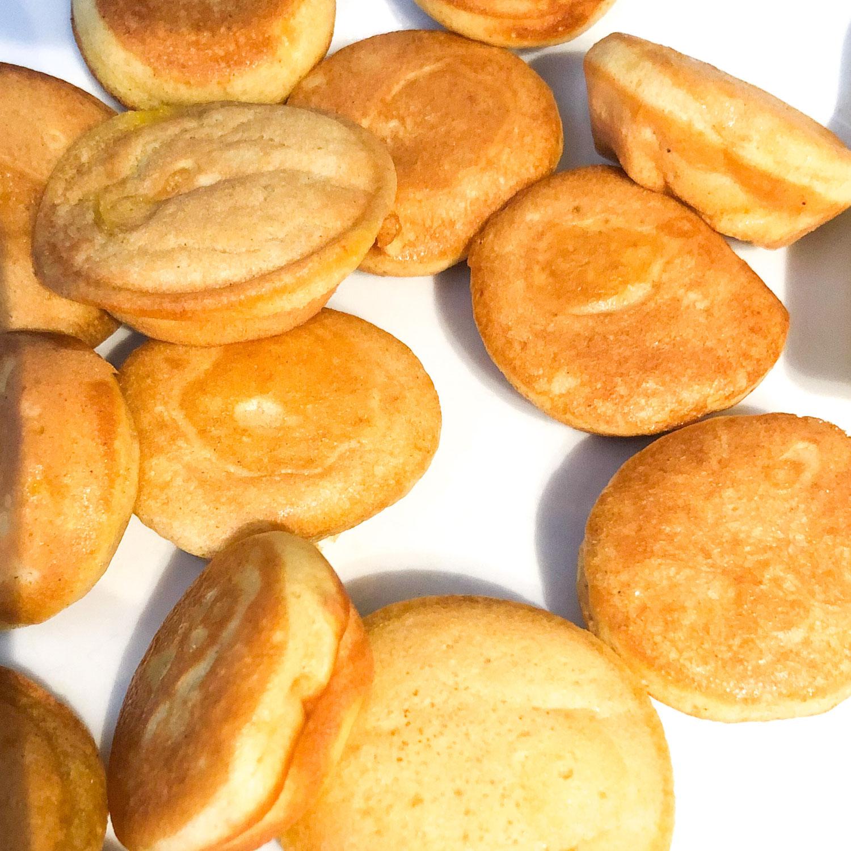 Orangen-Spekulatius-Minimuffins