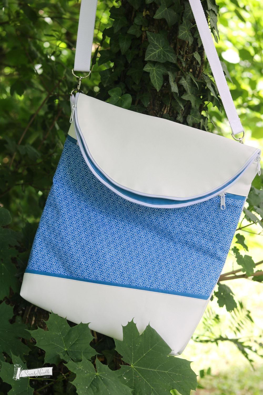 Tasche für Schwiegermama mit Mundschutz