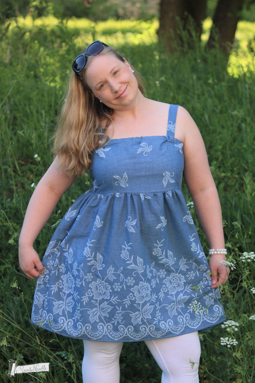 Bandeau-Kleid von Rosalieb&Wildblau