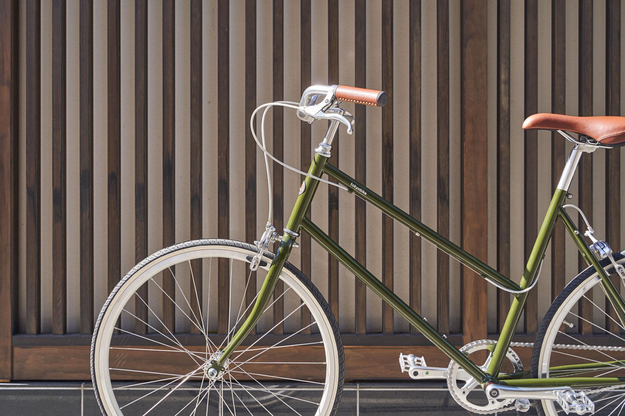 誉自転車のママチャリになる⁉tokyobike LEGER予約受付中です