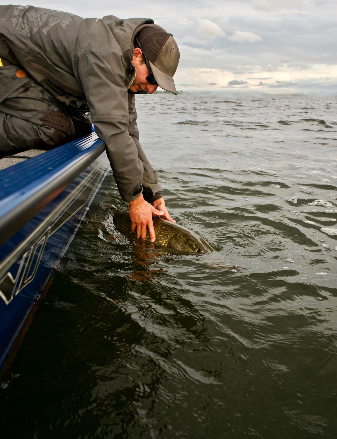 Catch and Release – With Respect