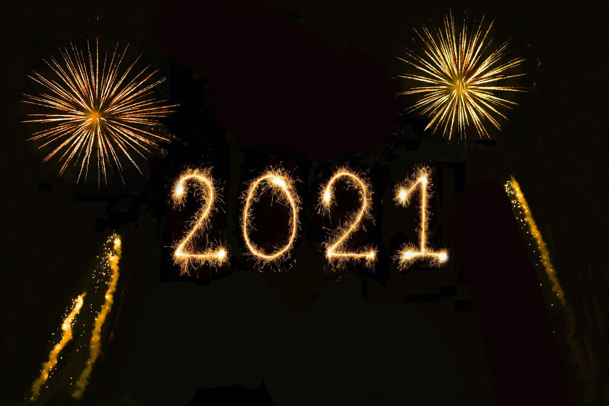 Die SPD Muggenhof wünscht einen guten Start in das Jahr 2021