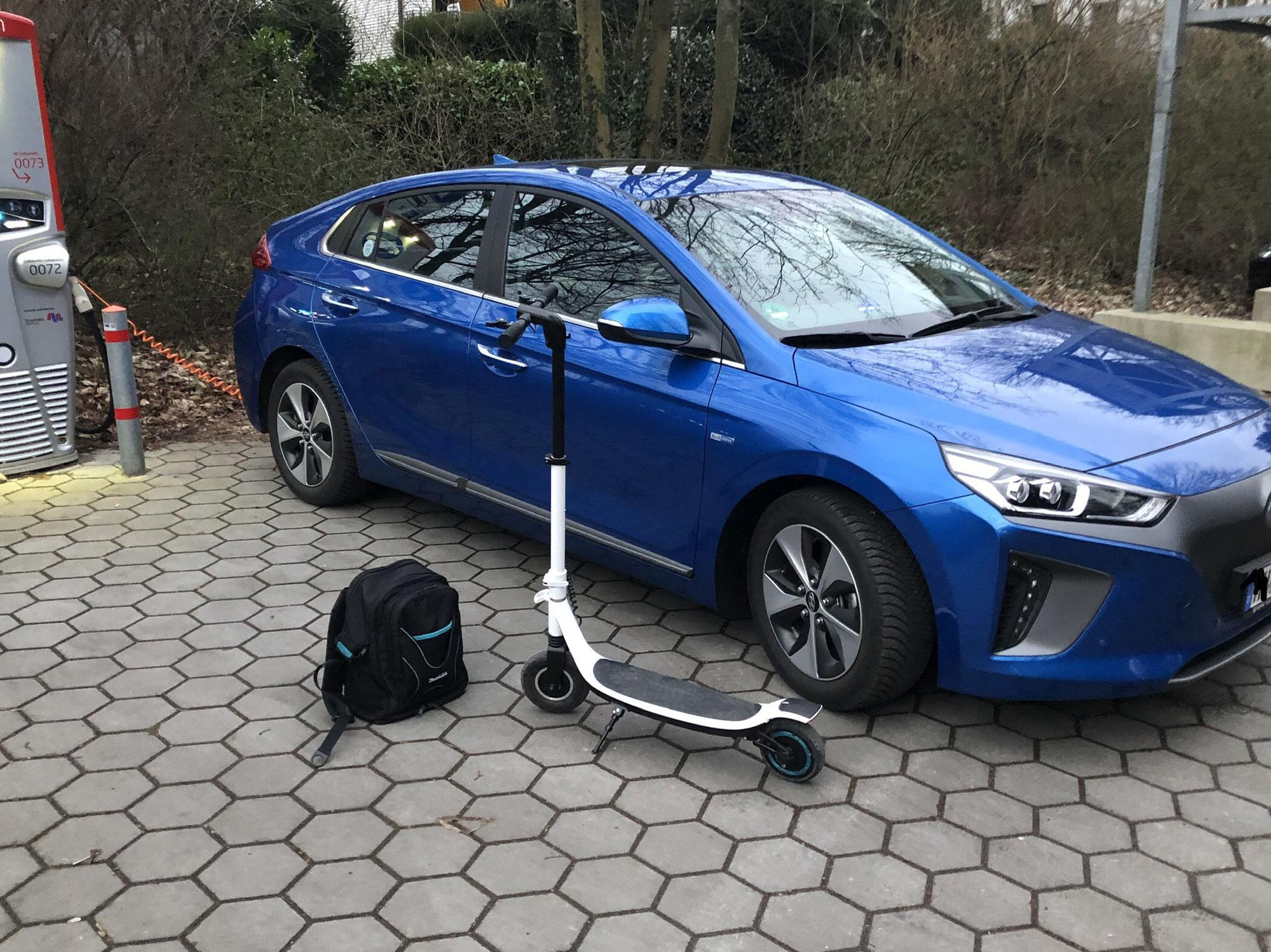 Ein ganzes Jahr Elektroauto