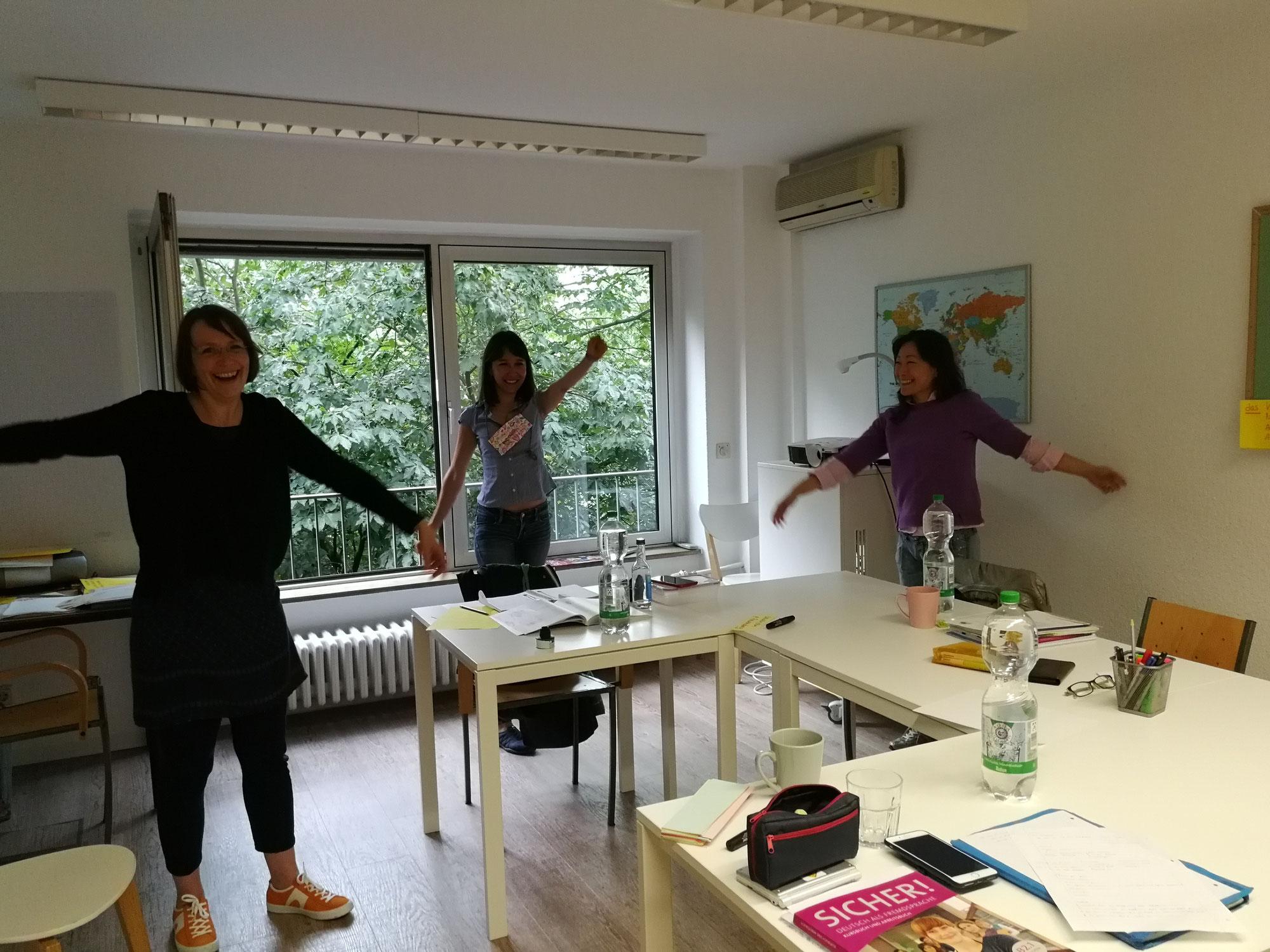 Dein Deutschkurs: neue Wörter & Grammatik lernen, aber wie? / Your German course: Learning words & vocabulary, but how?