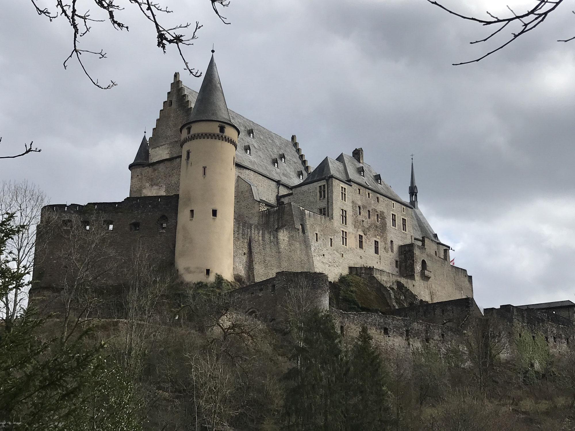 4 Tage Luxemburg, Vianden - ein Reisebericht