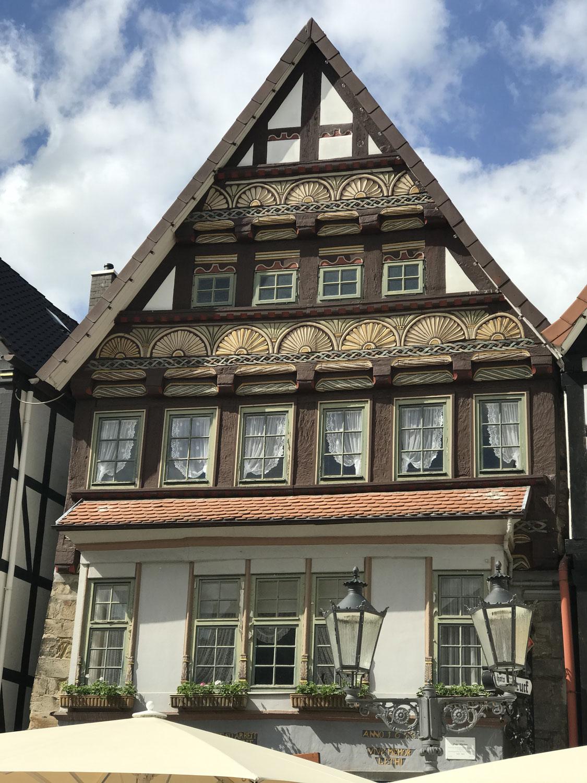 Burg Schaumburg und Rinteln
