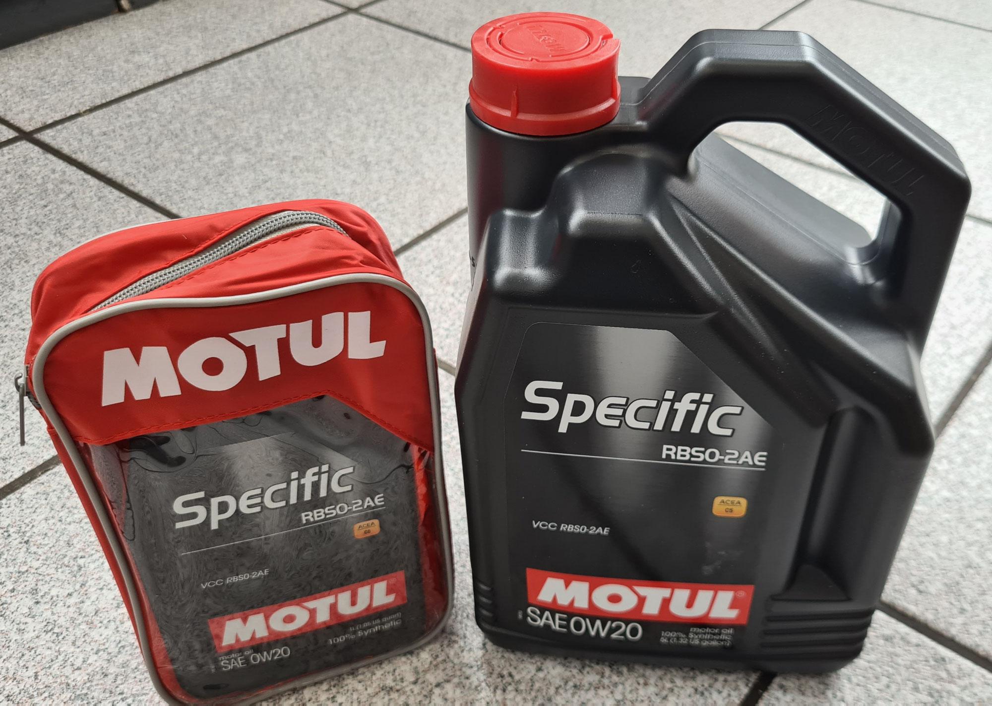 Motul Motoröl