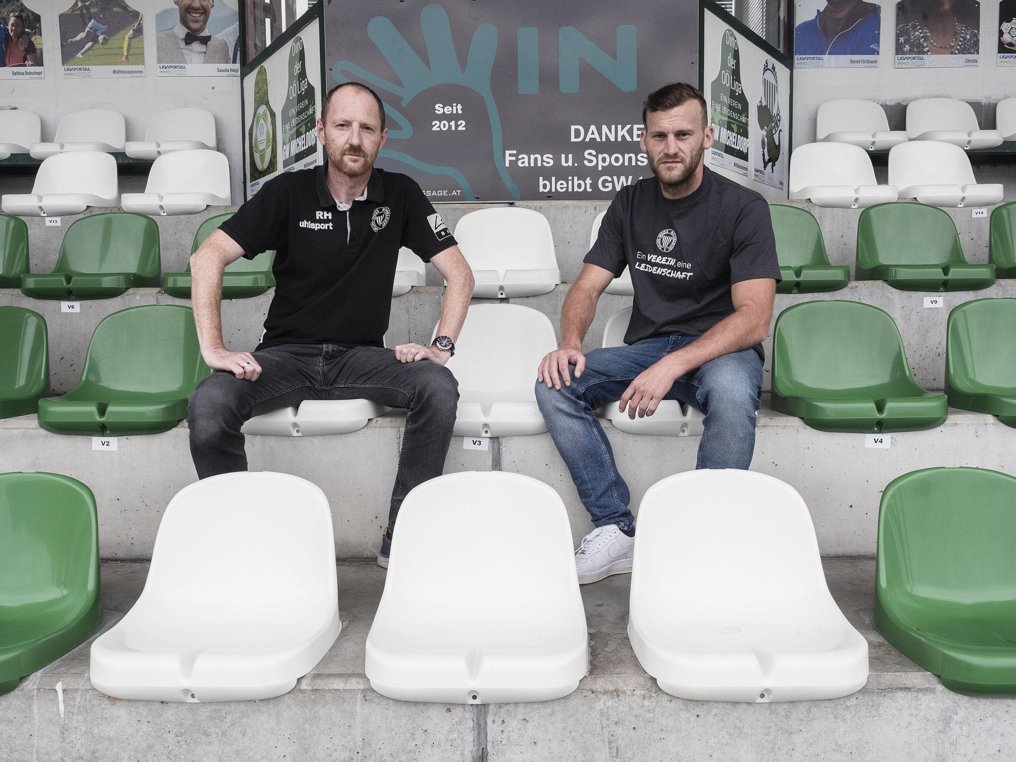 Hubert Zauner übernimmt den Trainerposten in Micheldorf