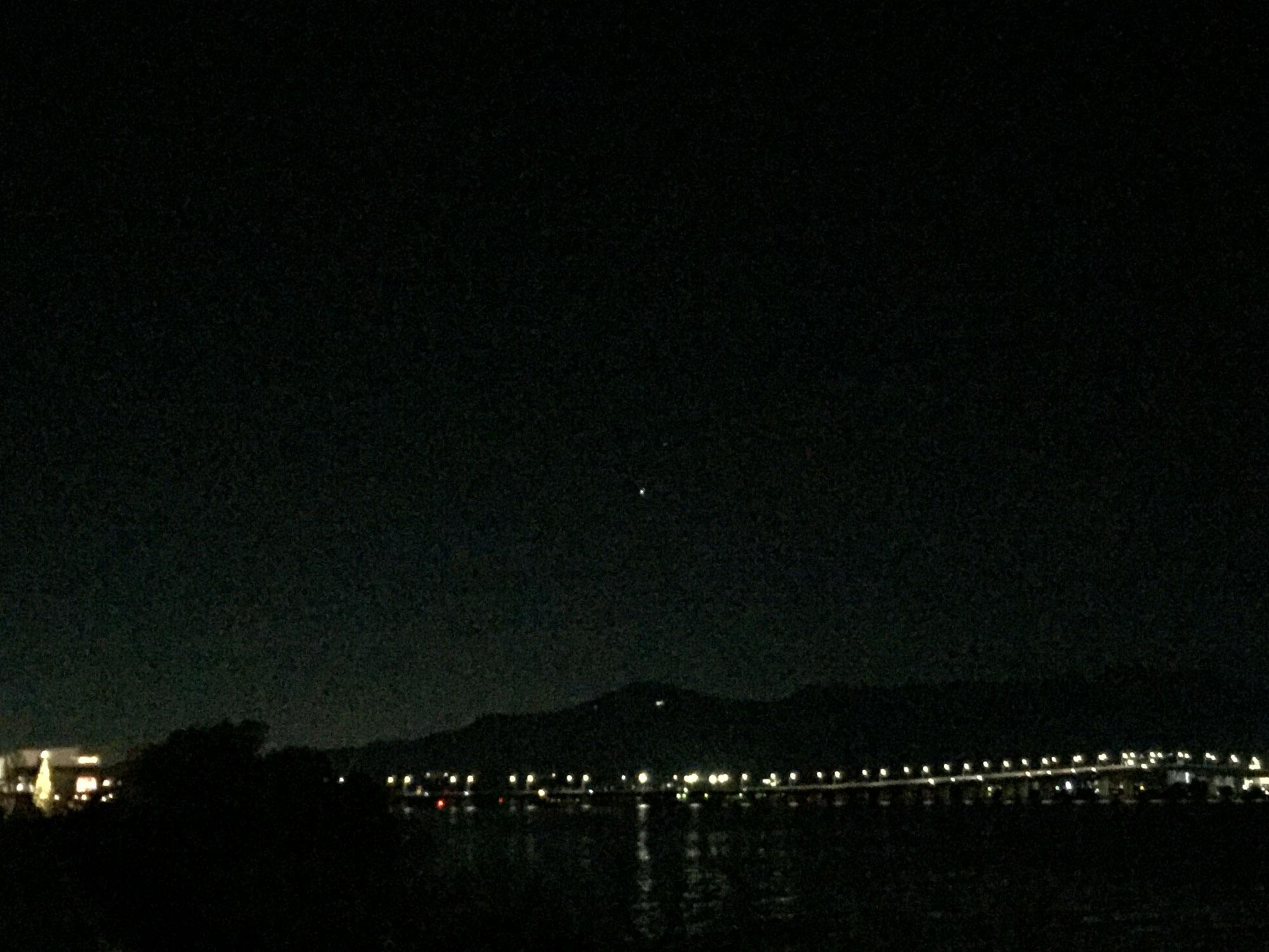 12月22日GC &牡羊座上弦の月「アジュガの星のコトバ」