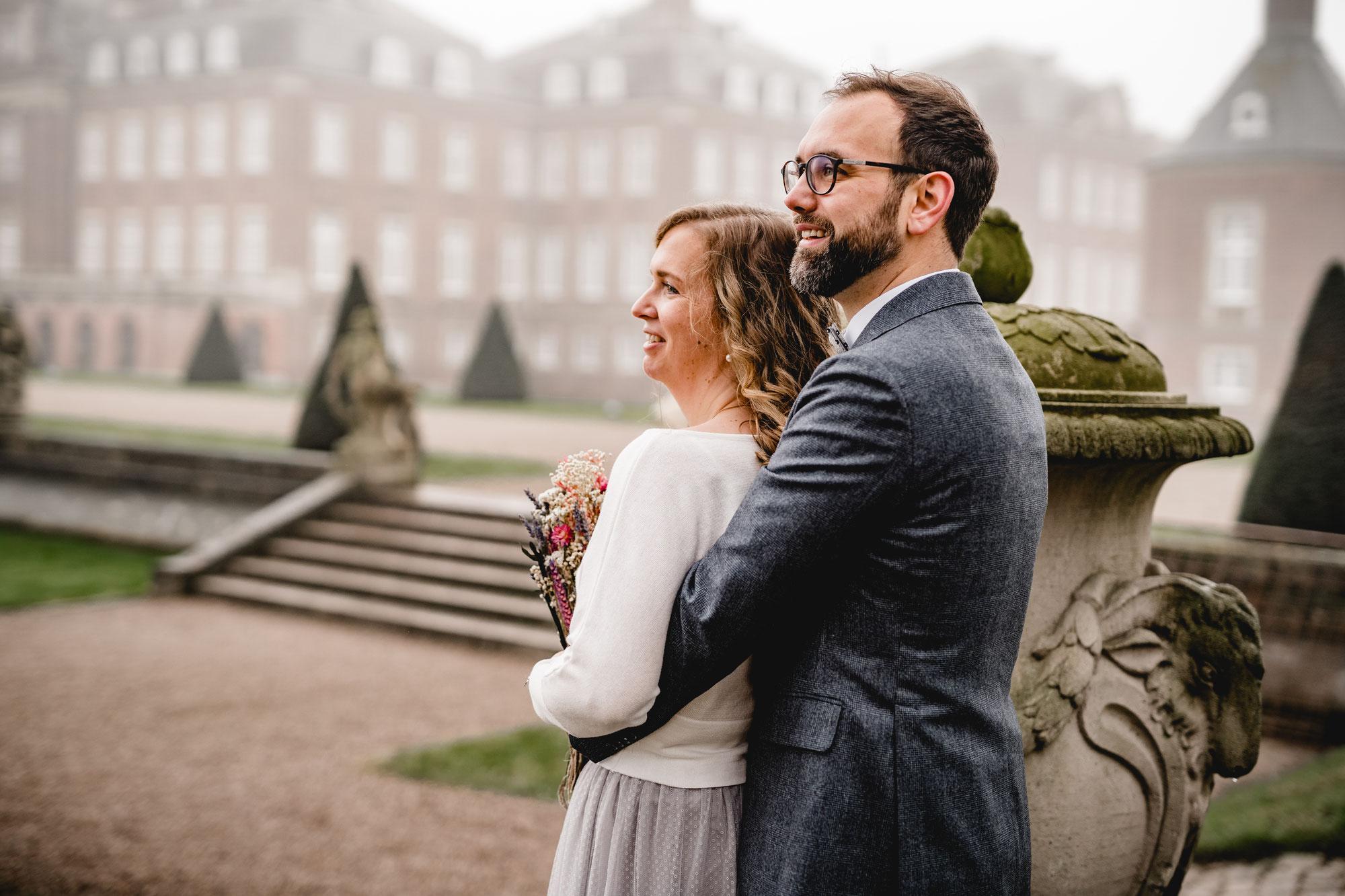 Lynn & Marian, Hochzeit im Nebeldunst