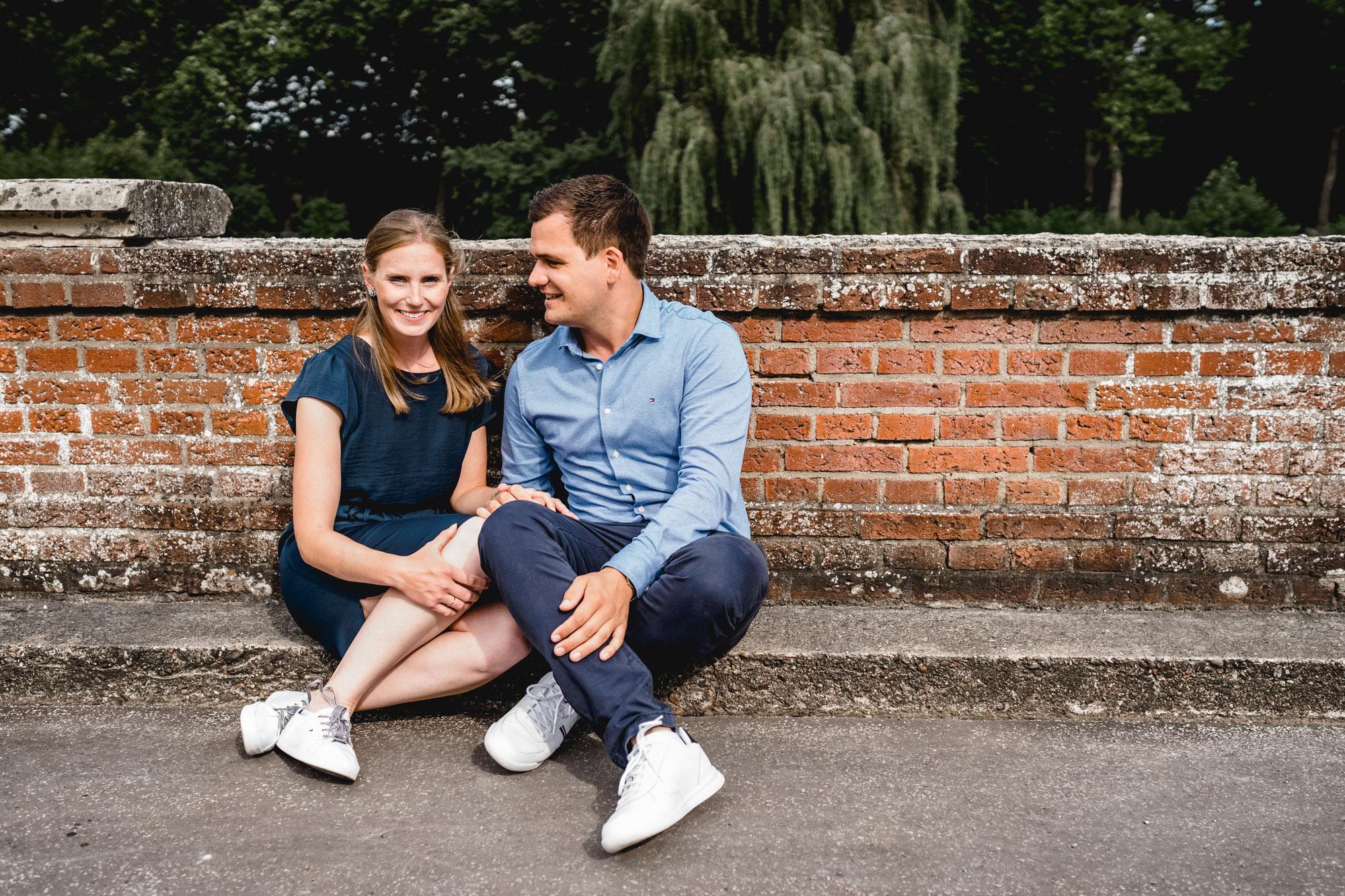 Save the Date Shooting mit Sophia & Niklas