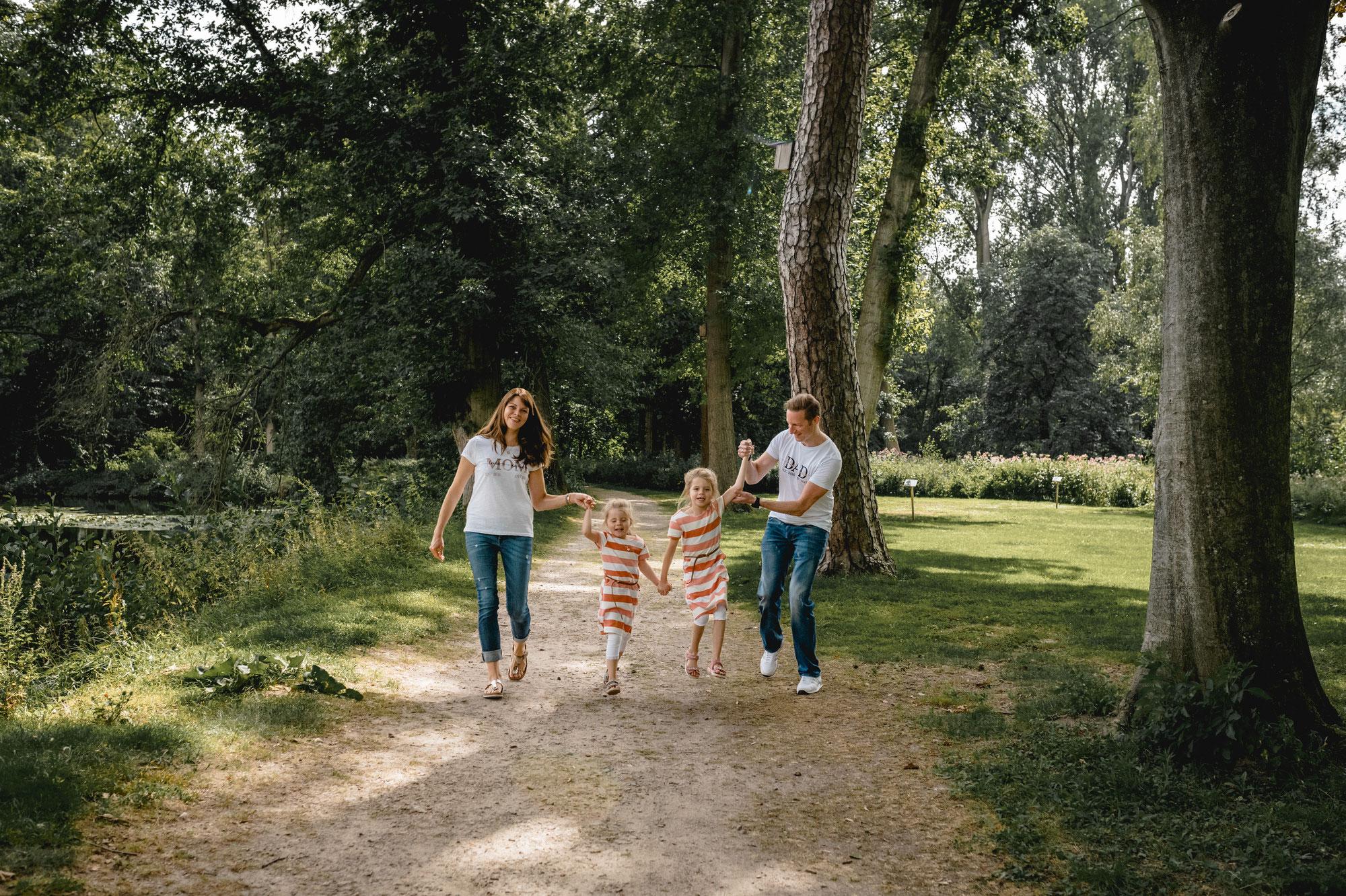 Familienshooting am Schloss Senden