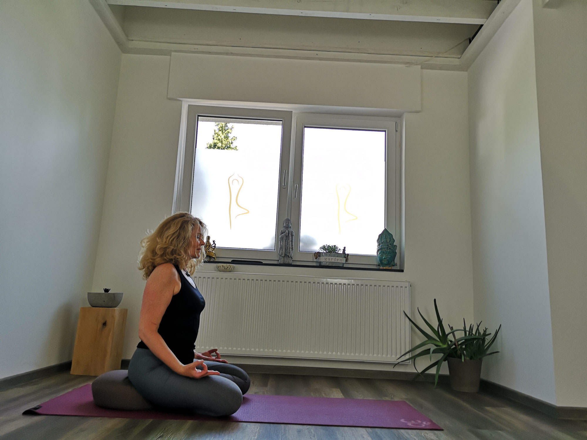 8-Wochen-Achtsamkeitskurs – Living Mindfulness mit Kerstin