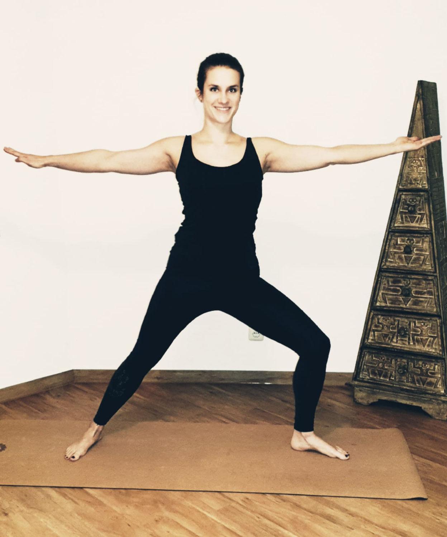 10-Wochen-Anfänger-Yoga-Kurs mit Melli