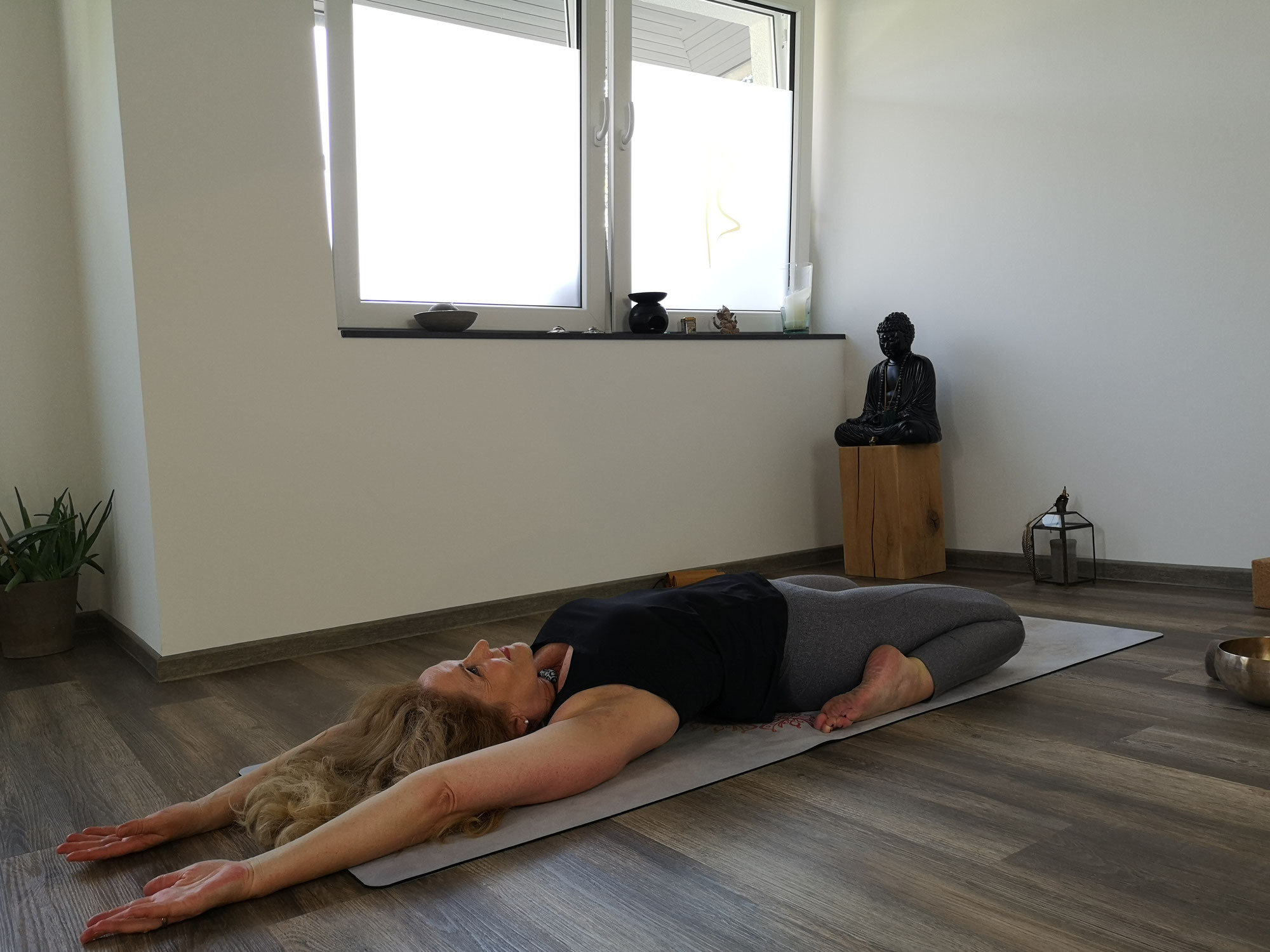 10-Wochen-Yin-Yoga-Kurs mit Kerstin